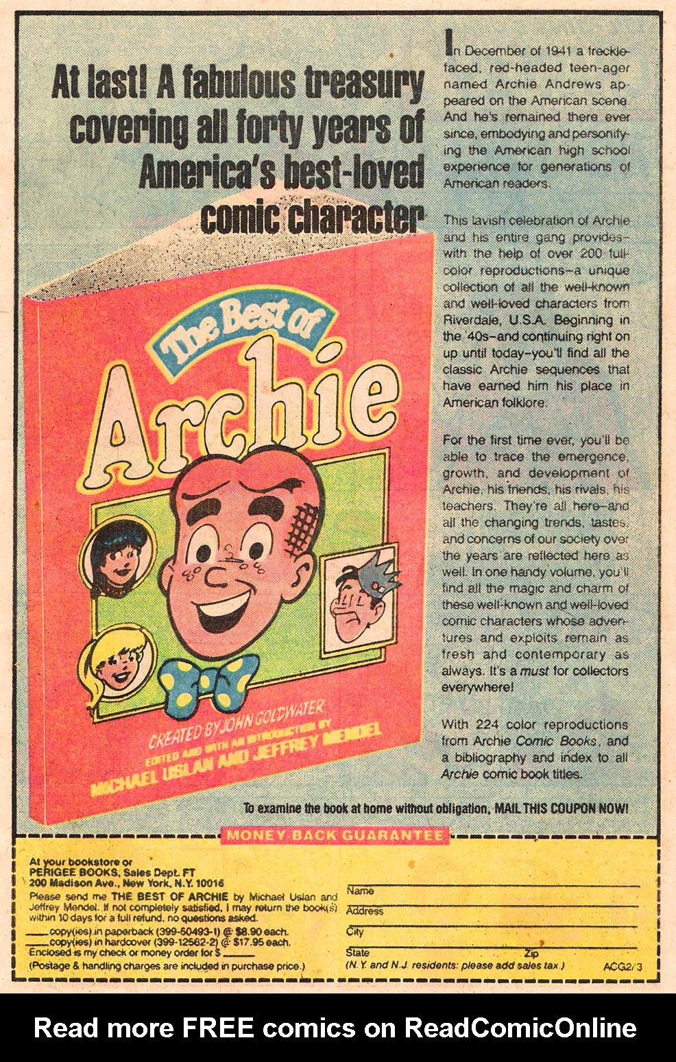Read online Archie's Girls Betty and Veronica comic -  Issue #303 - 9