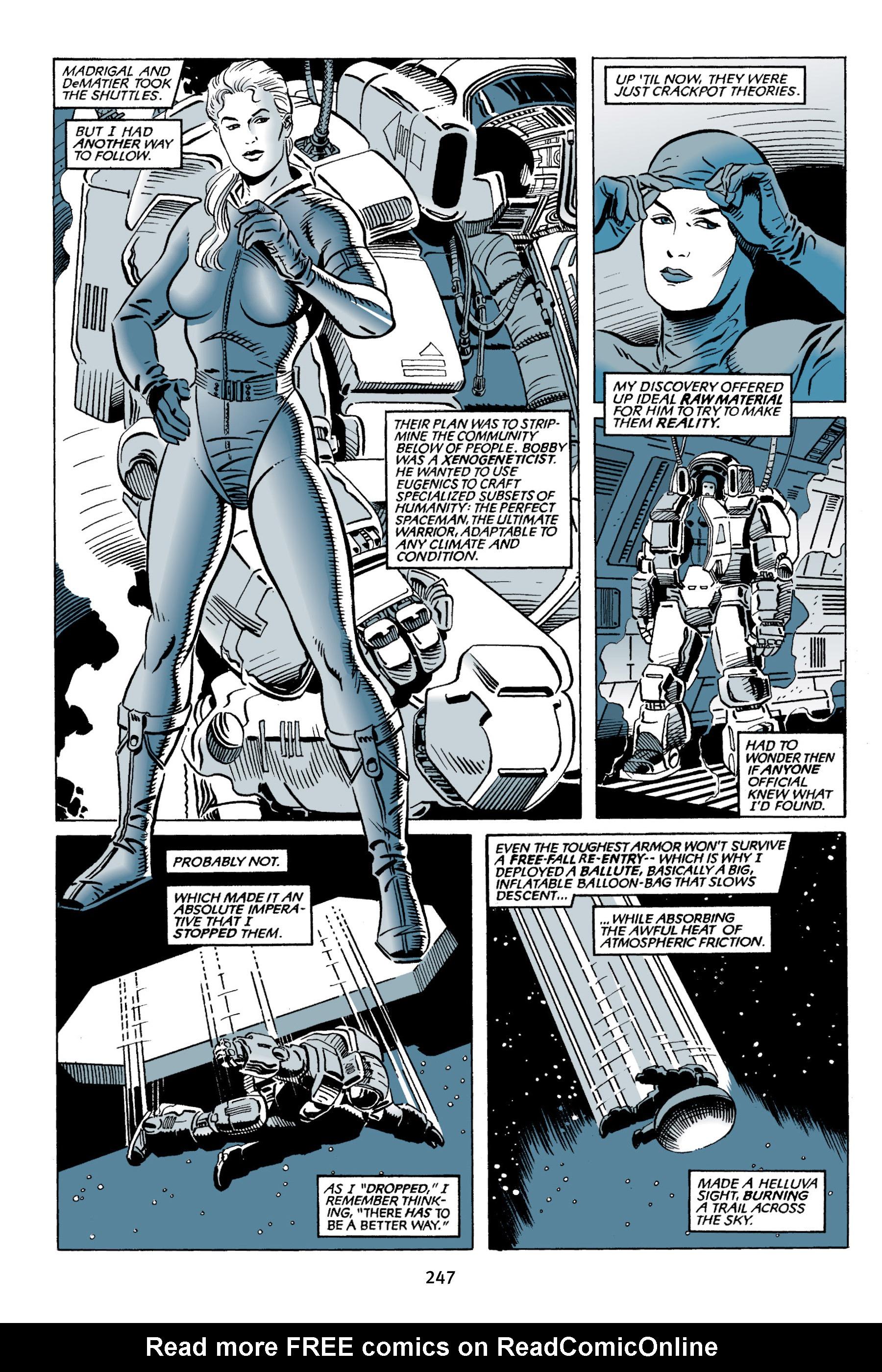 Read online Aliens vs. Predator Omnibus comic -  Issue # _TPB 2 Part 3 - 23
