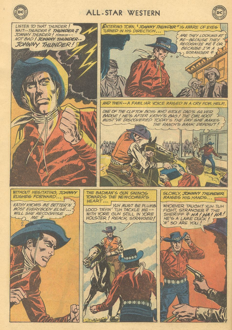 Read online All-Star Western (1951) comic -  Issue #108 - 14