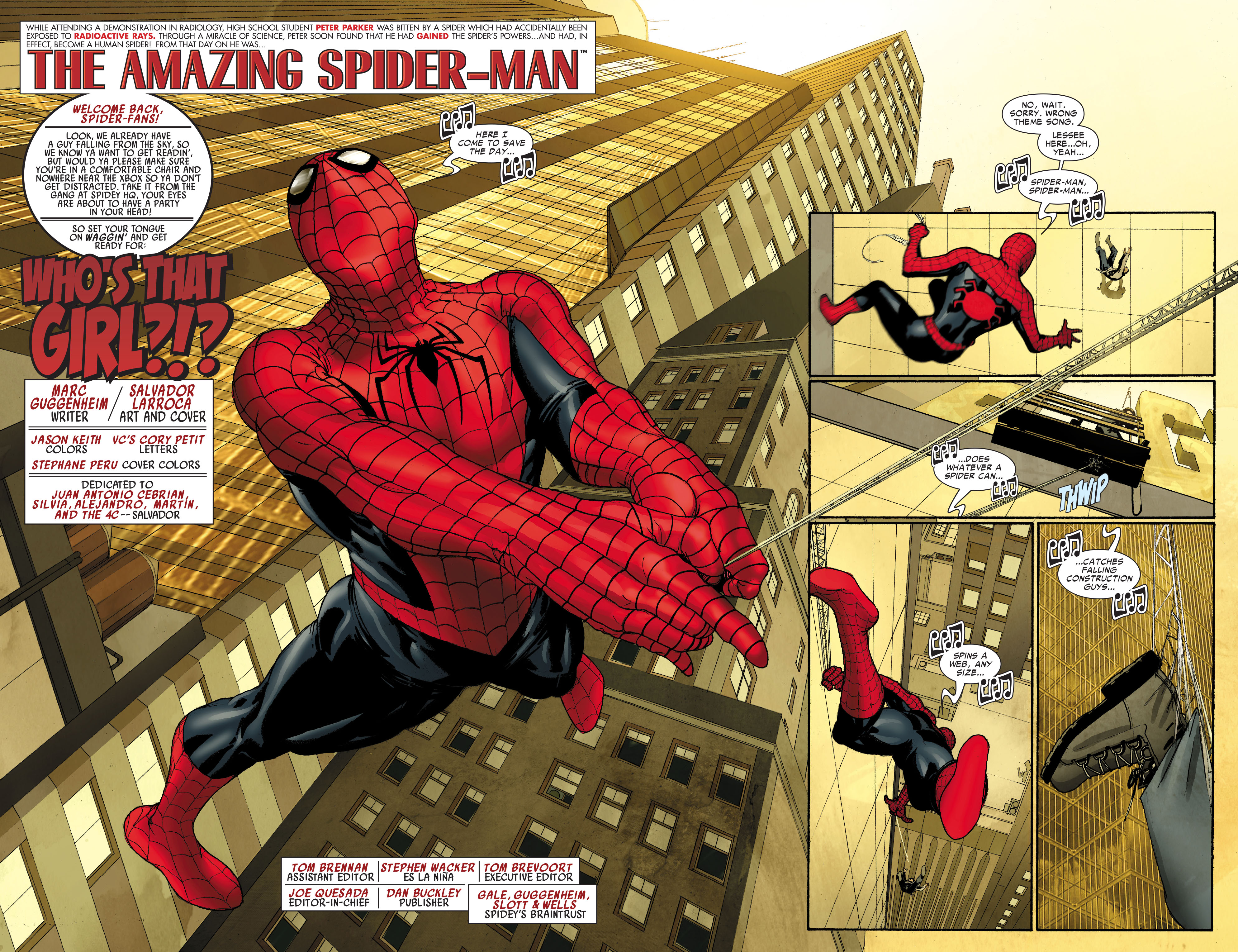 The Amazing Spider-Man (1963) 549 Page 5
