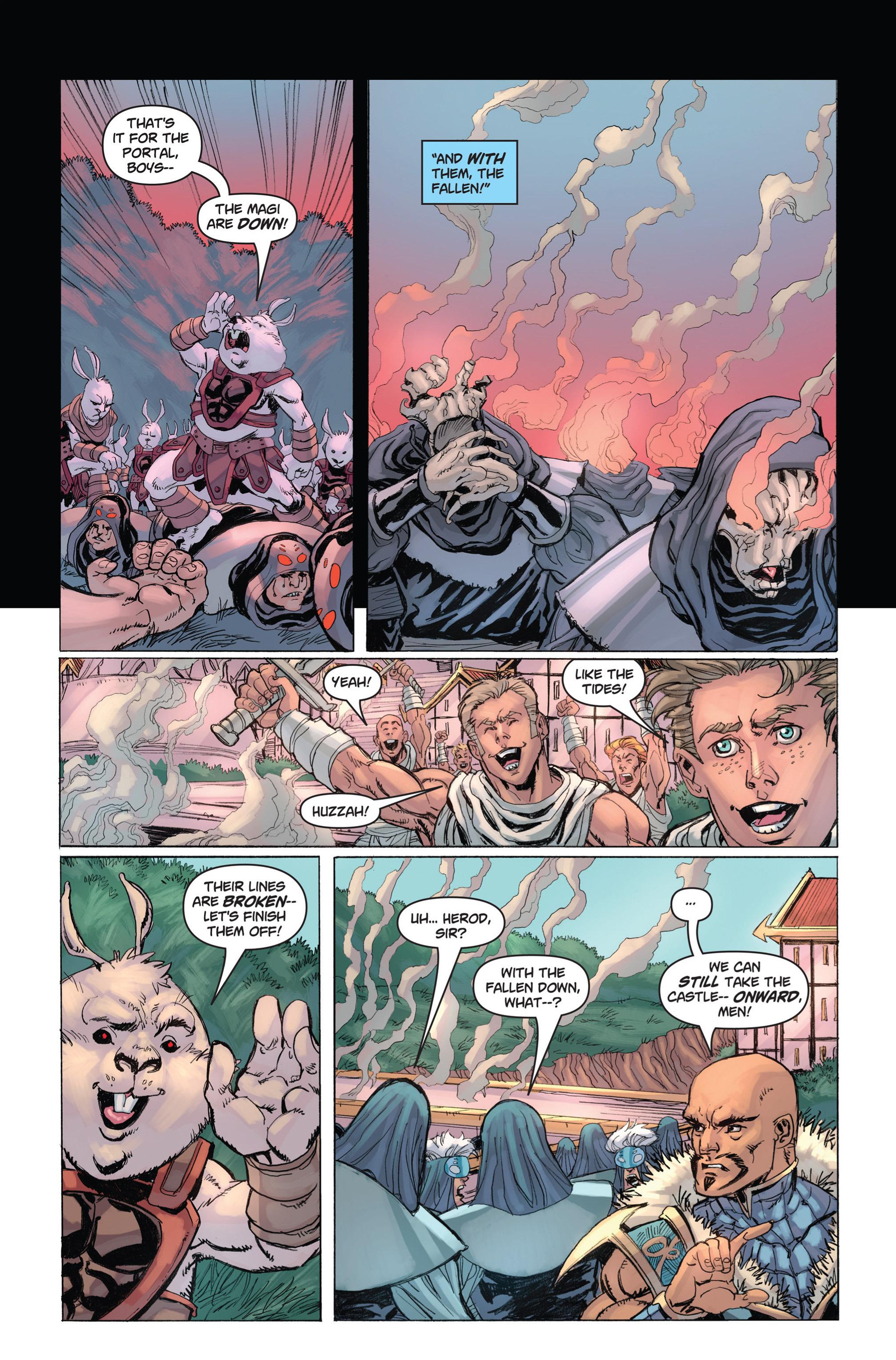 Read online Skyward comic -  Issue #9 - 15