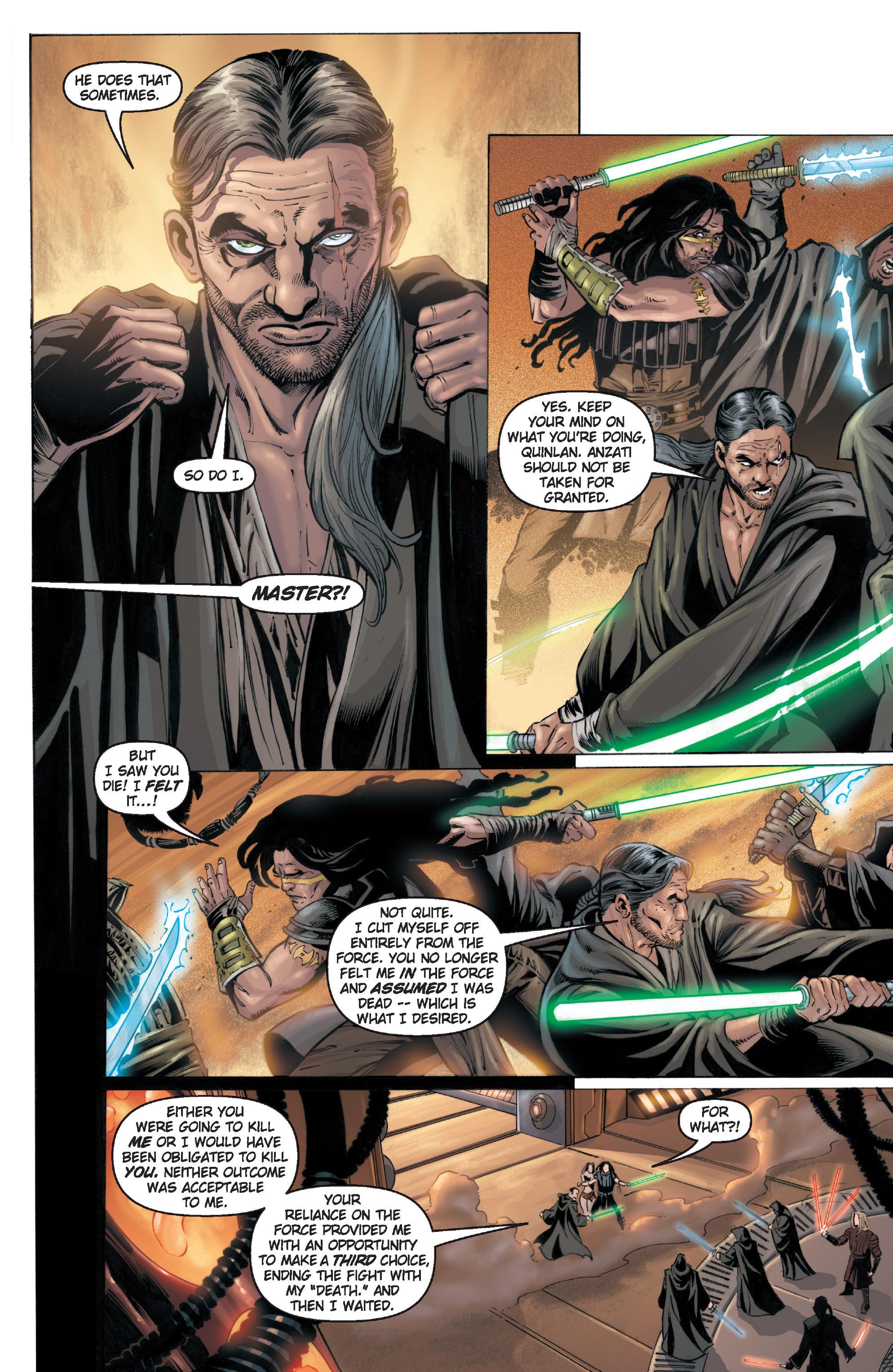 Read online Star Wars Omnibus comic -  Issue # Vol. 26 - 317