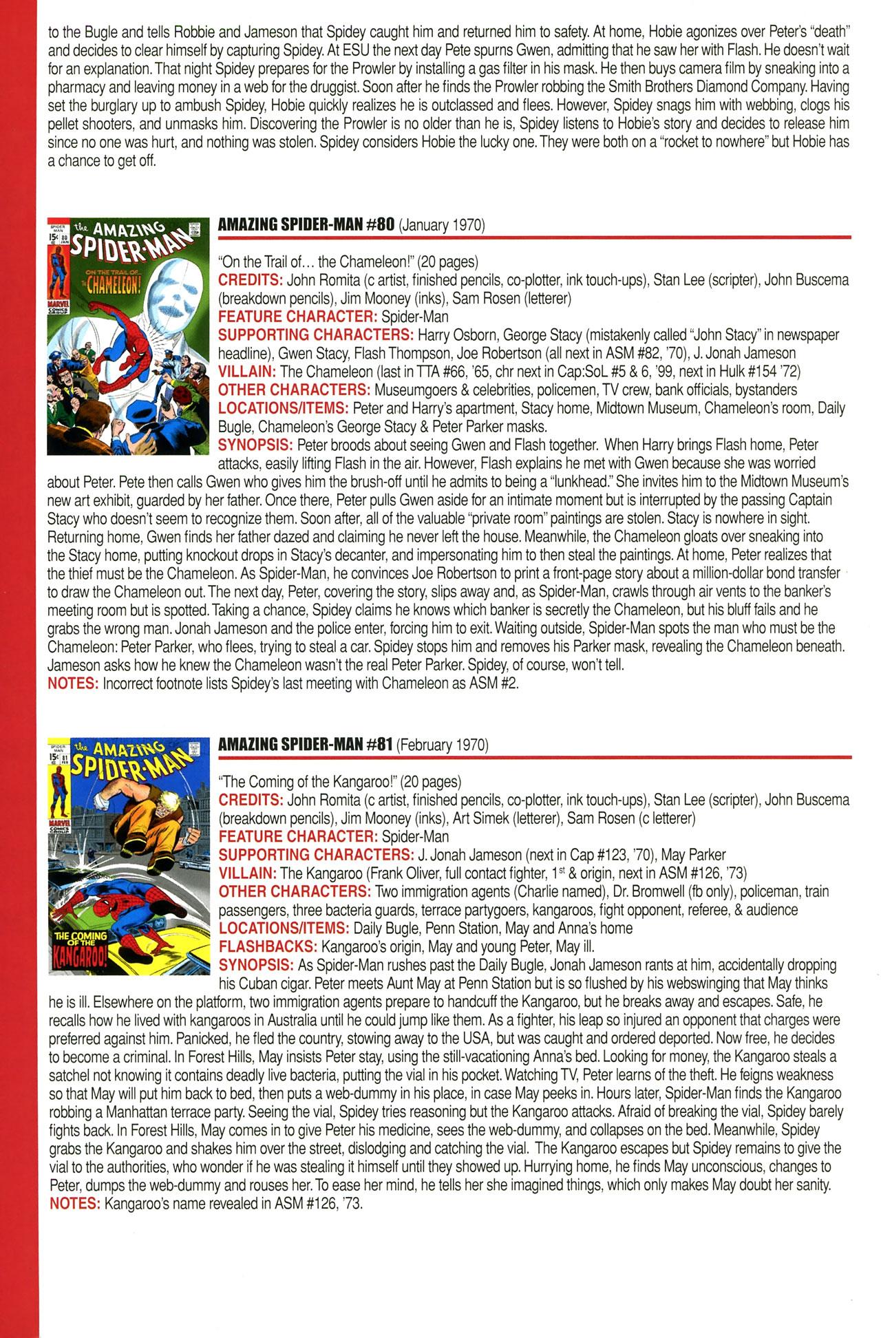 Read online Official Index to the Marvel Universe comic -  Issue #2 - 14