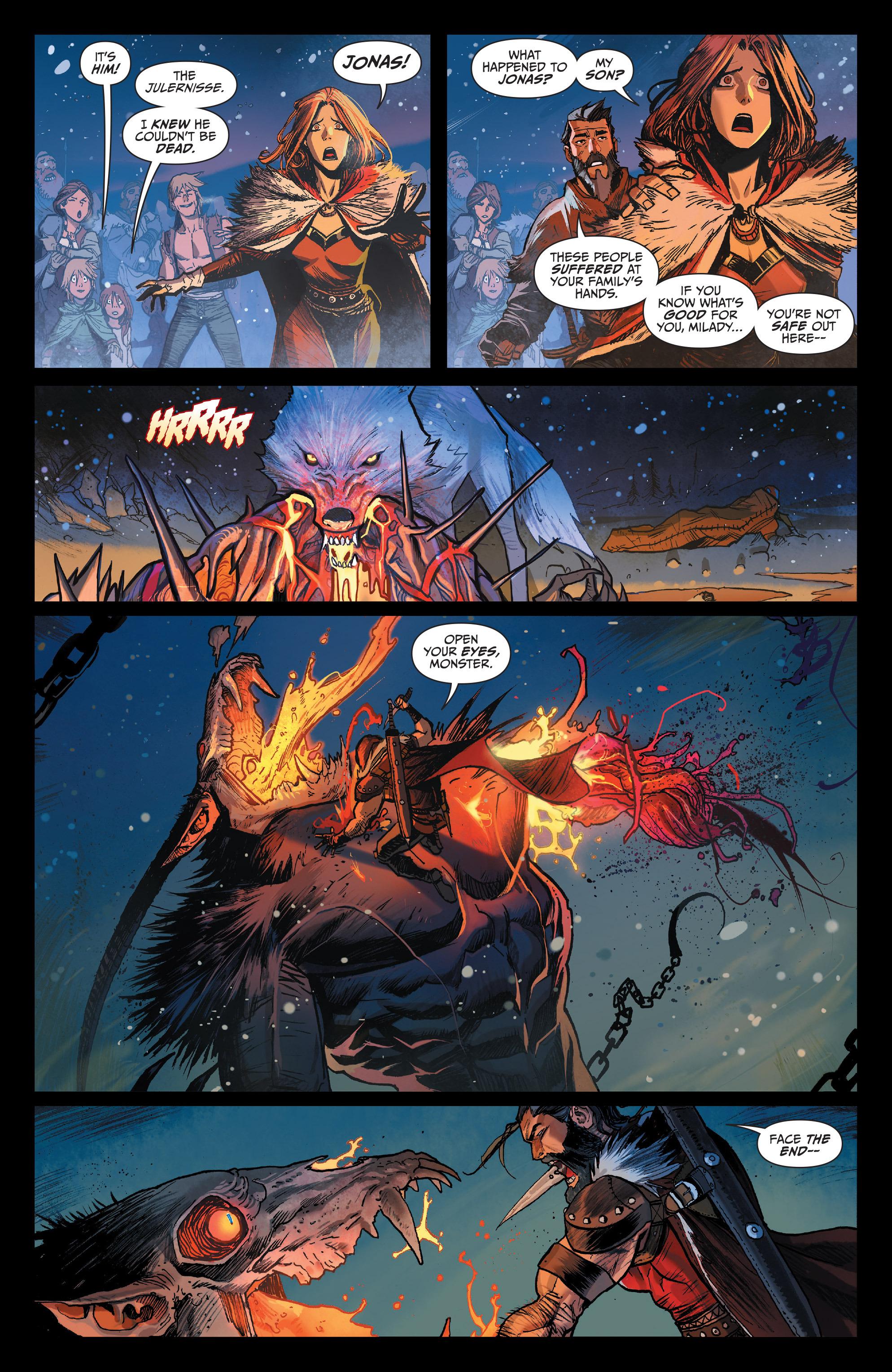 Read online Klaus comic -  Issue #7 - 14