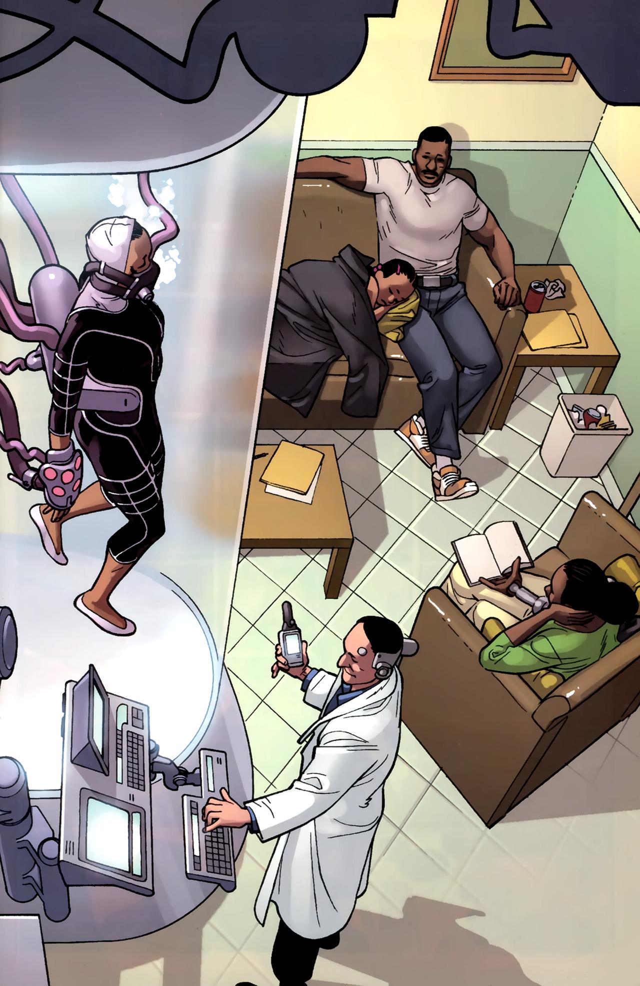 Read online Destroyer comic -  Issue #4 - 2