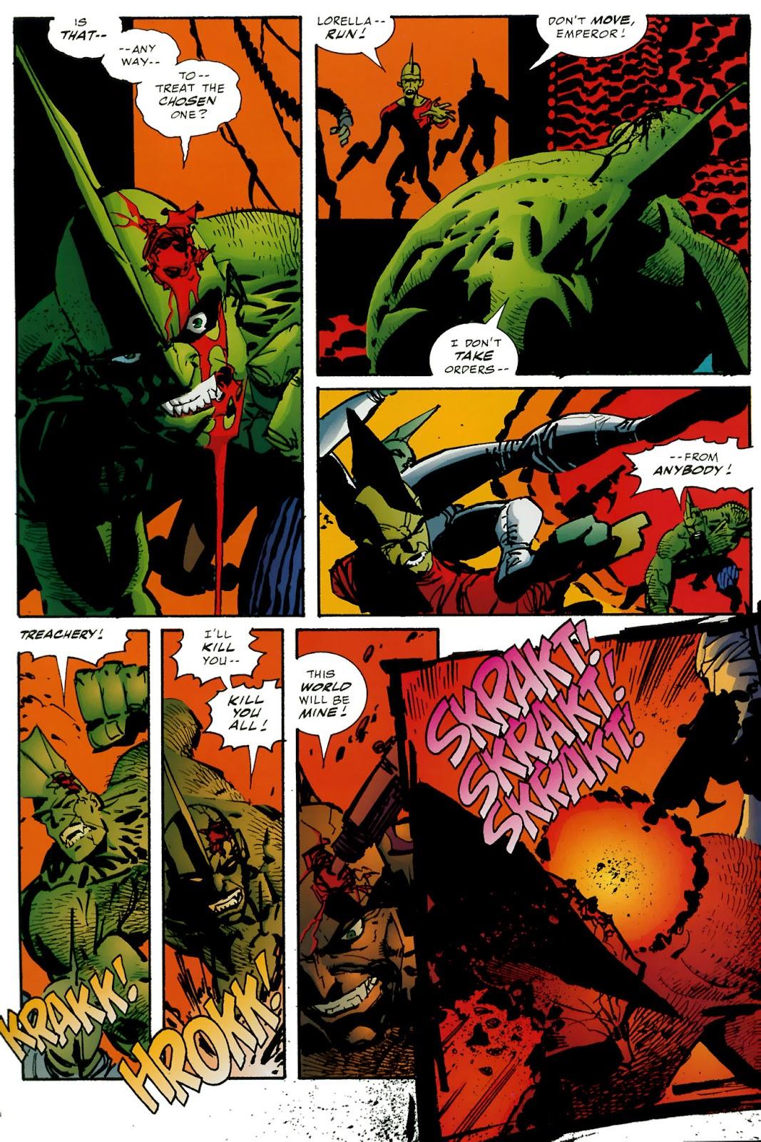 The Savage Dragon (1993) Issue #150 #153 - English 89