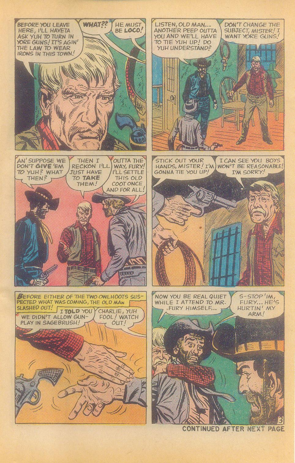The Rawhide Kid (1955) issue 92 - Page 45