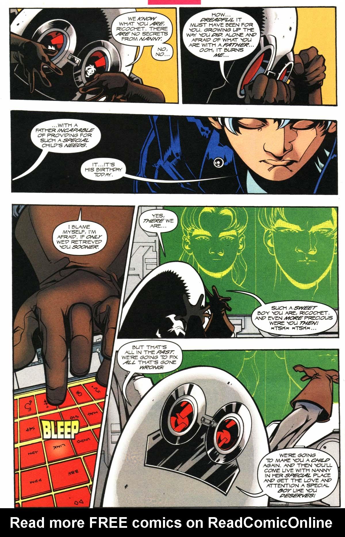 Read online Slingers comic -  Issue #9 - 14