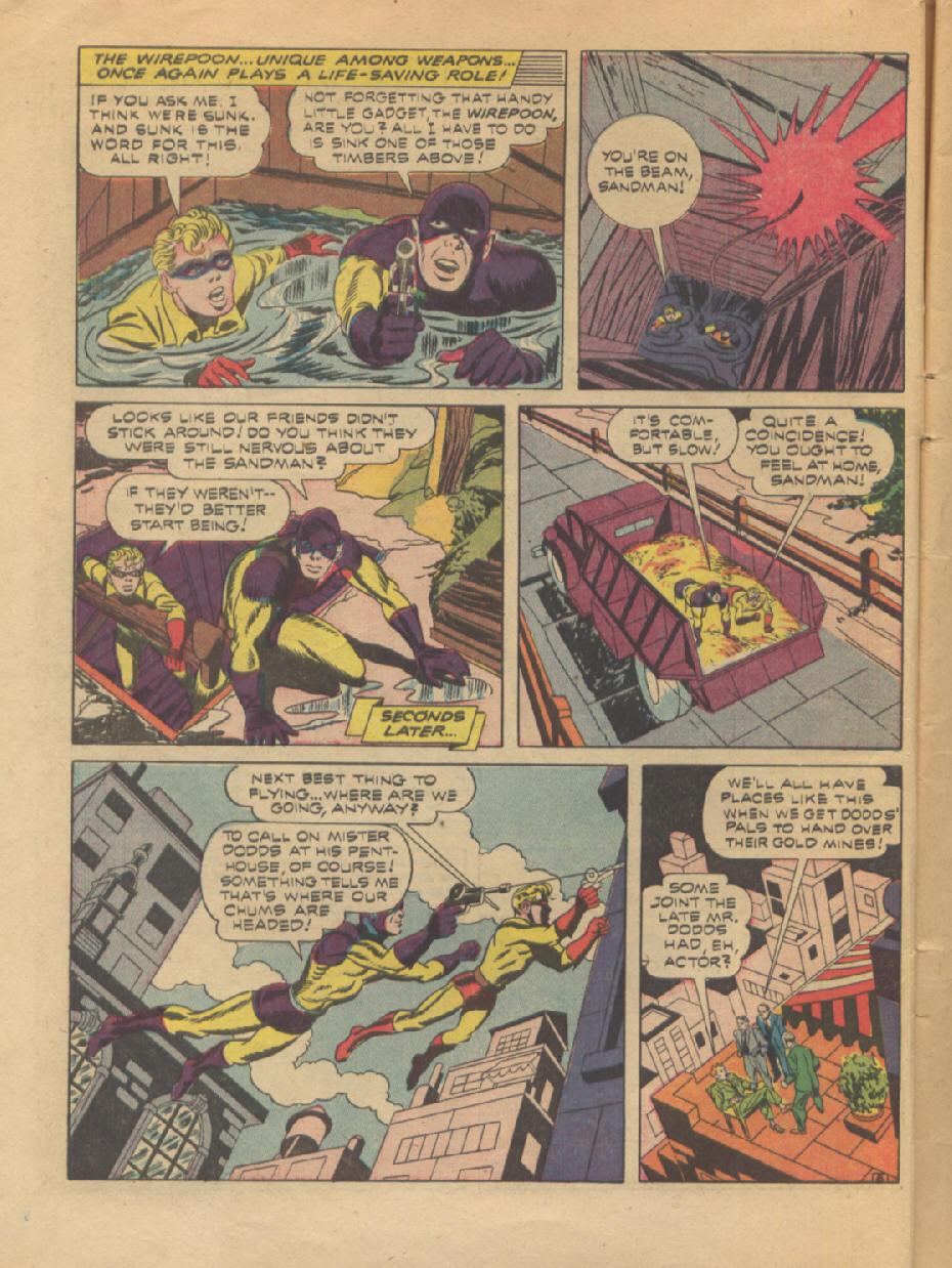 Read online Adventure Comics (1938) comic -  Issue #81 - 10
