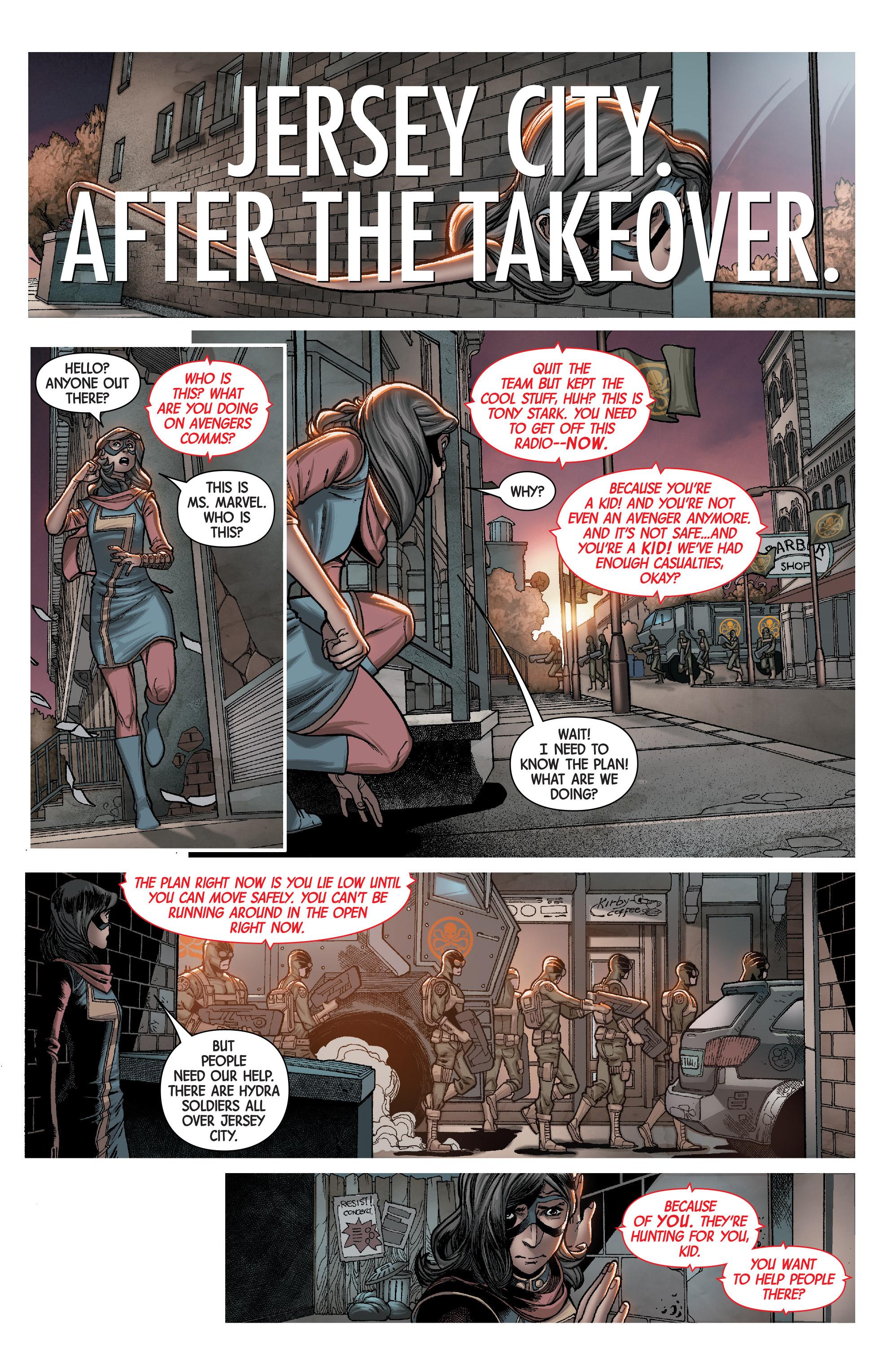 Read online Secret Warriors (2017) comic -  Issue #3 - 7