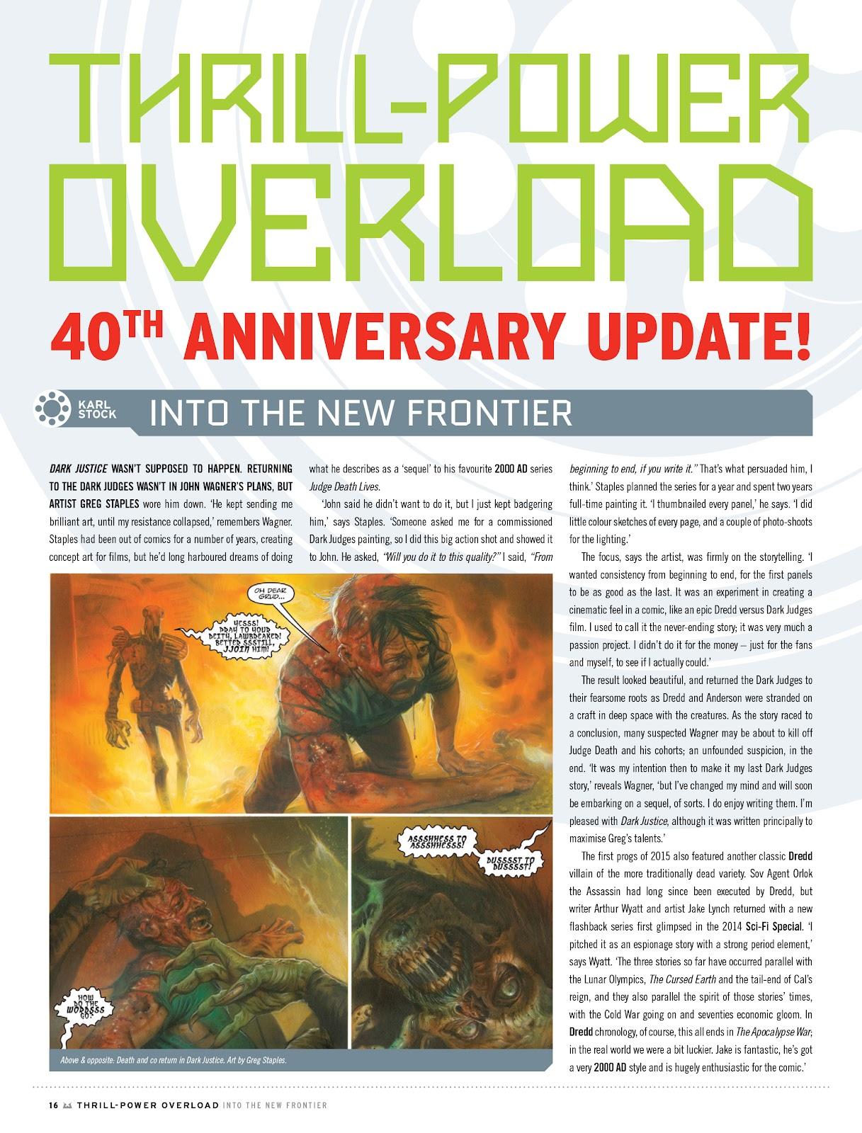 Judge Dredd Megazine (Vol. 5) Issue #381 #180 - English 16