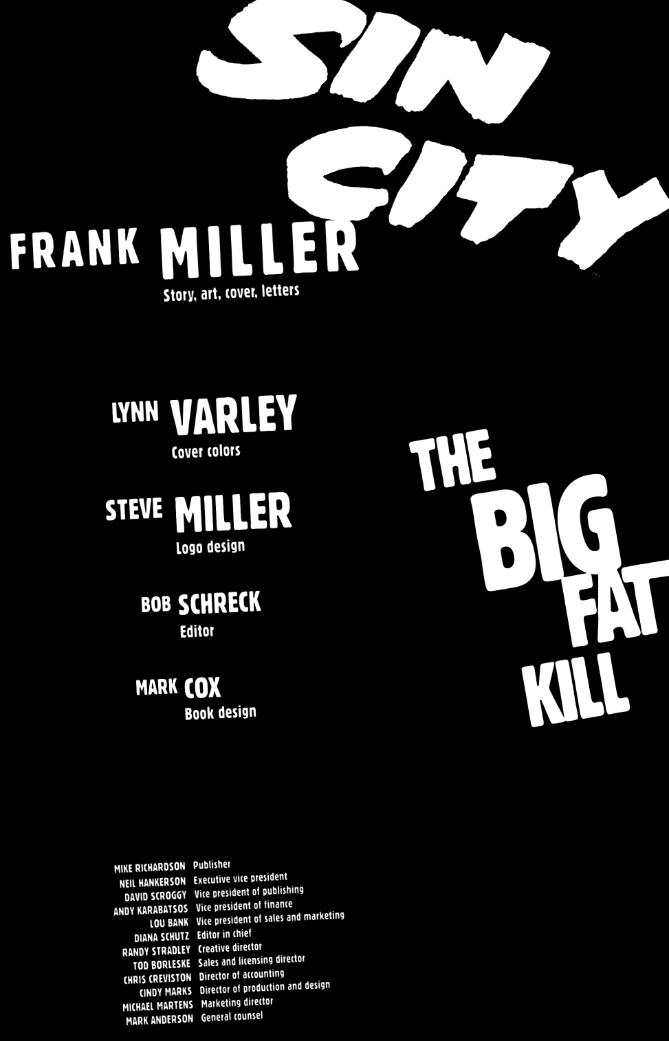 Read online Sin City: The Big Fat Kill comic -  Issue #2 - 28