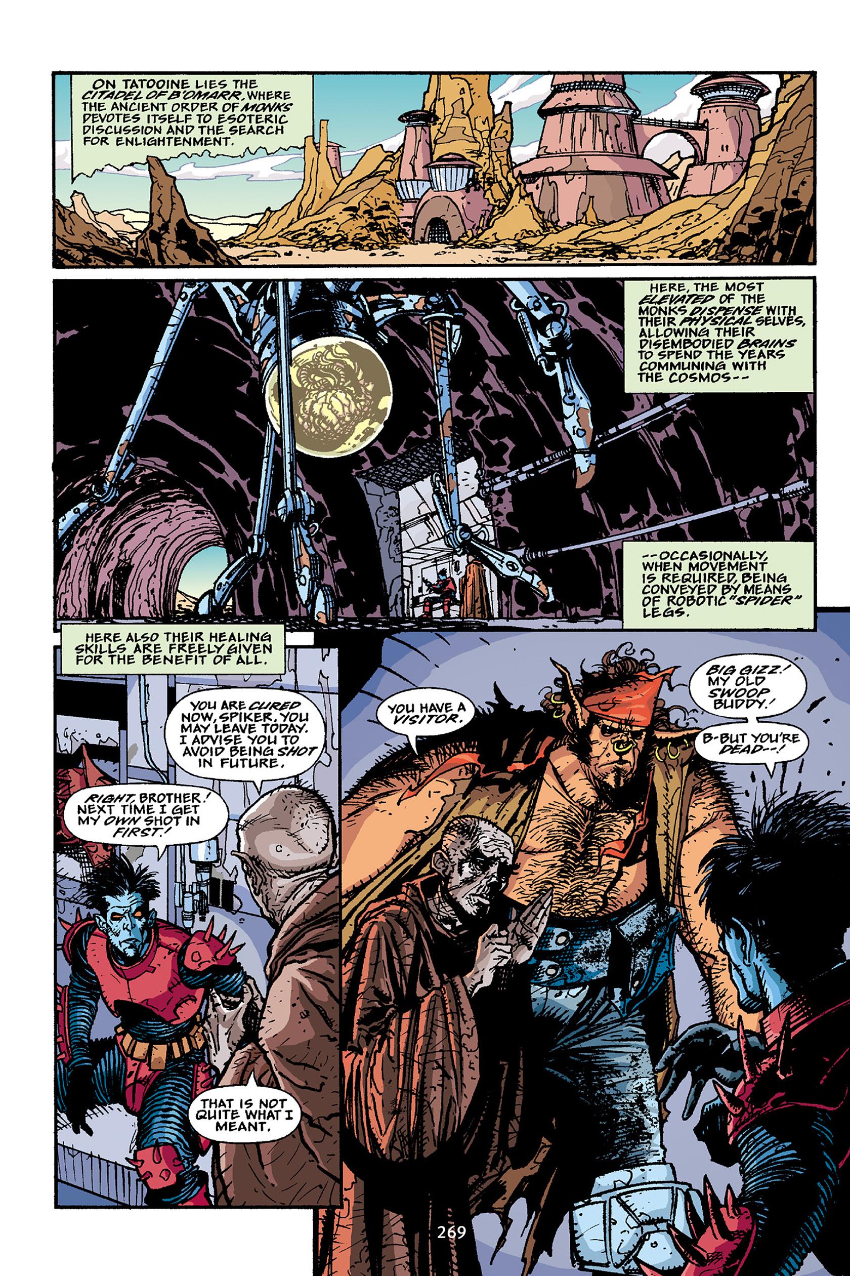 Read online Star Wars Omnibus comic -  Issue # Vol. 30 - 266