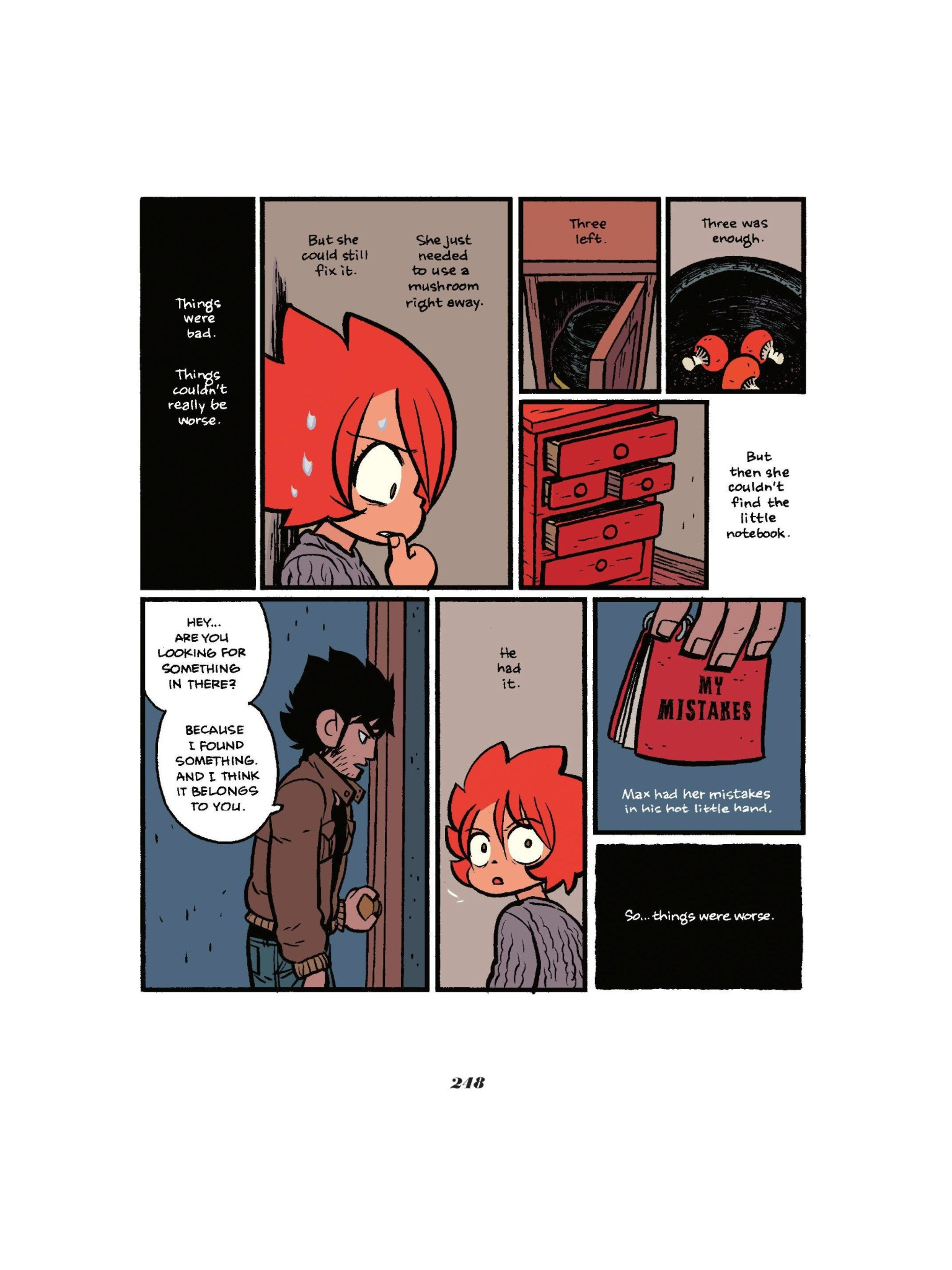 Read online Seconds comic -  Issue # Full - 248