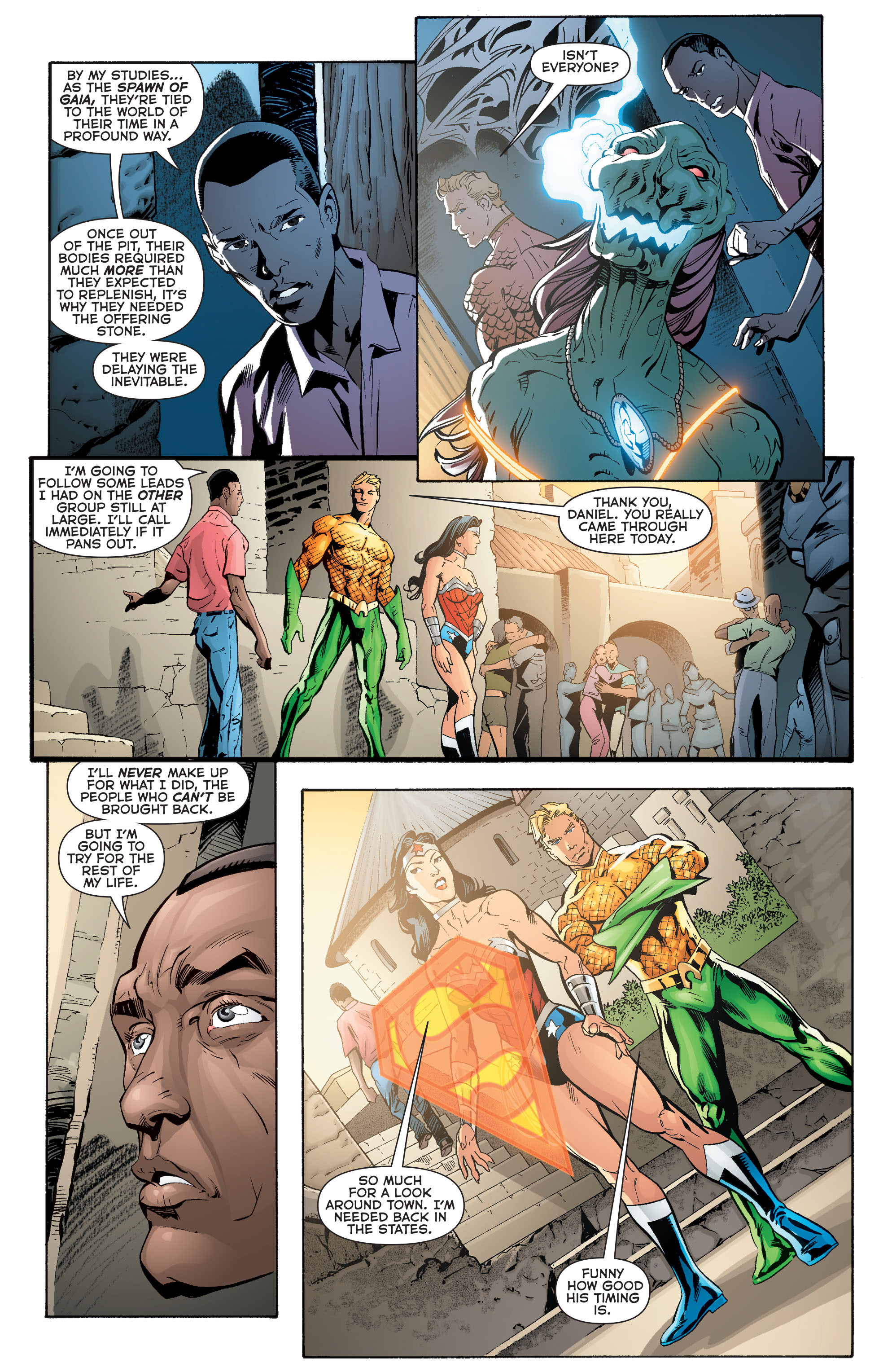 Read online Aquaman (2011) comic -  Issue #Aquaman (2011) _Annual 2 - 27