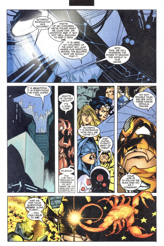 Read online Alpha Flight (1997) comic -  Issue #12 - 11