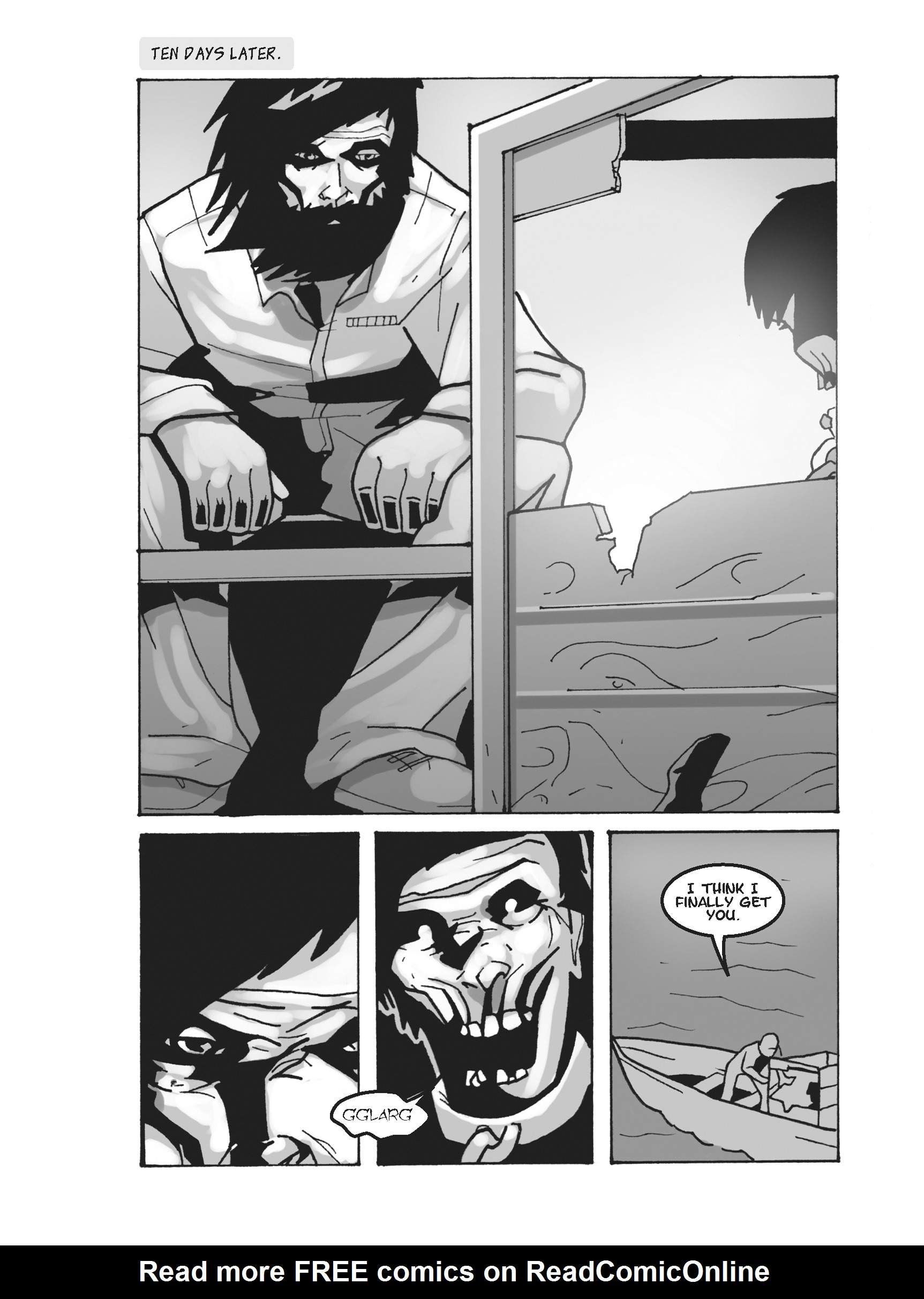 Read online FUBAR comic -  Issue #2 - 194