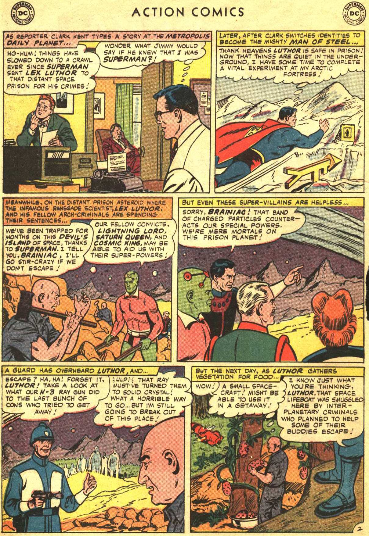Read online Action Comics (1938) comic -  Issue #332 - 4