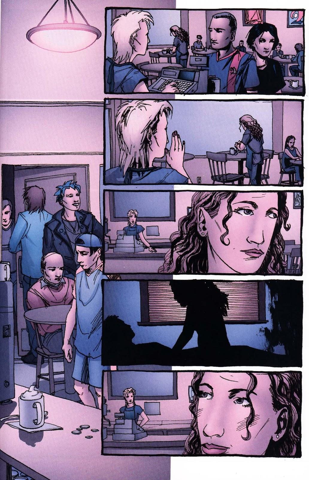 Read online Vampire the Masquerade comic -  Issue # Ventrue - 27