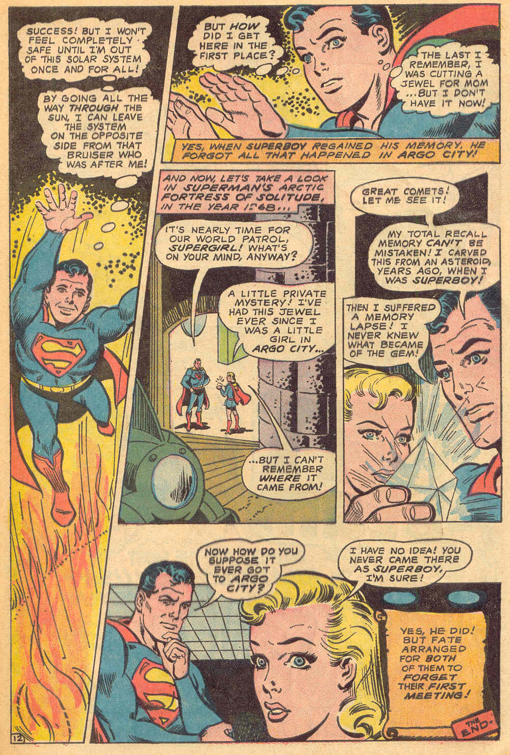 Read online Action Comics (1938) comic -  Issue #358 - 33