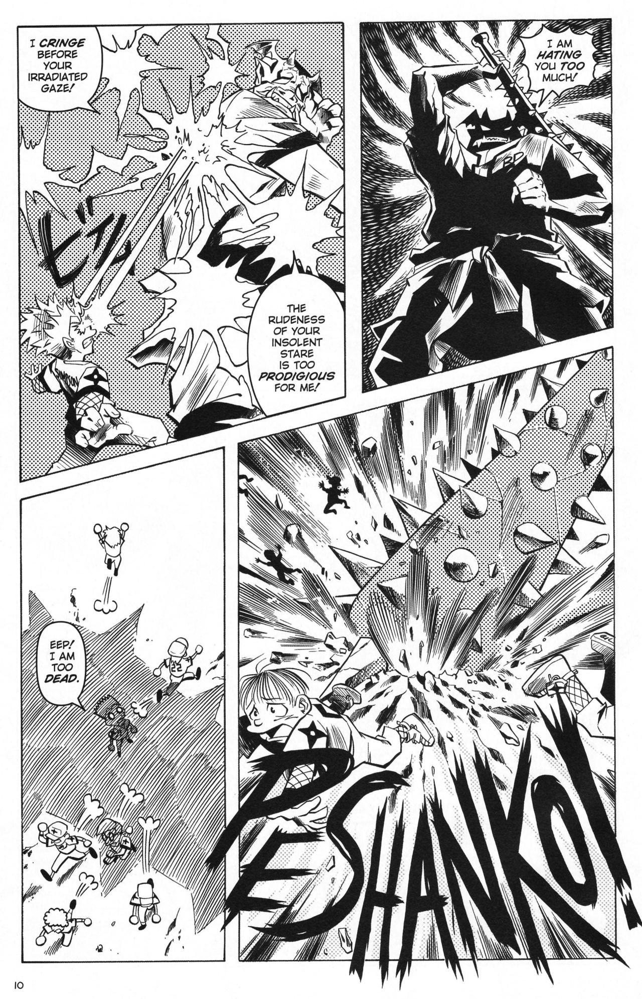 Read online Simpsons Comics comic -  Issue #131 - 9