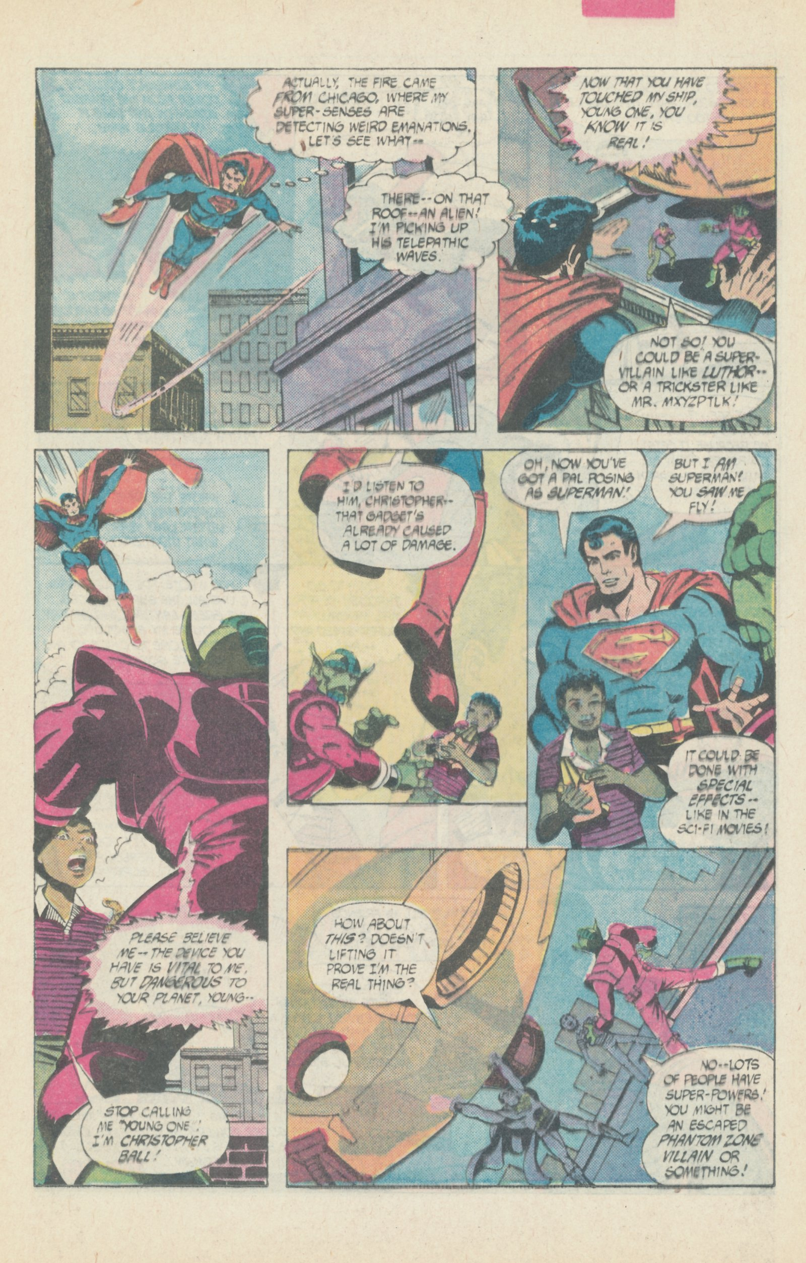 Read online Action Comics (1938) comic -  Issue #580 - 21