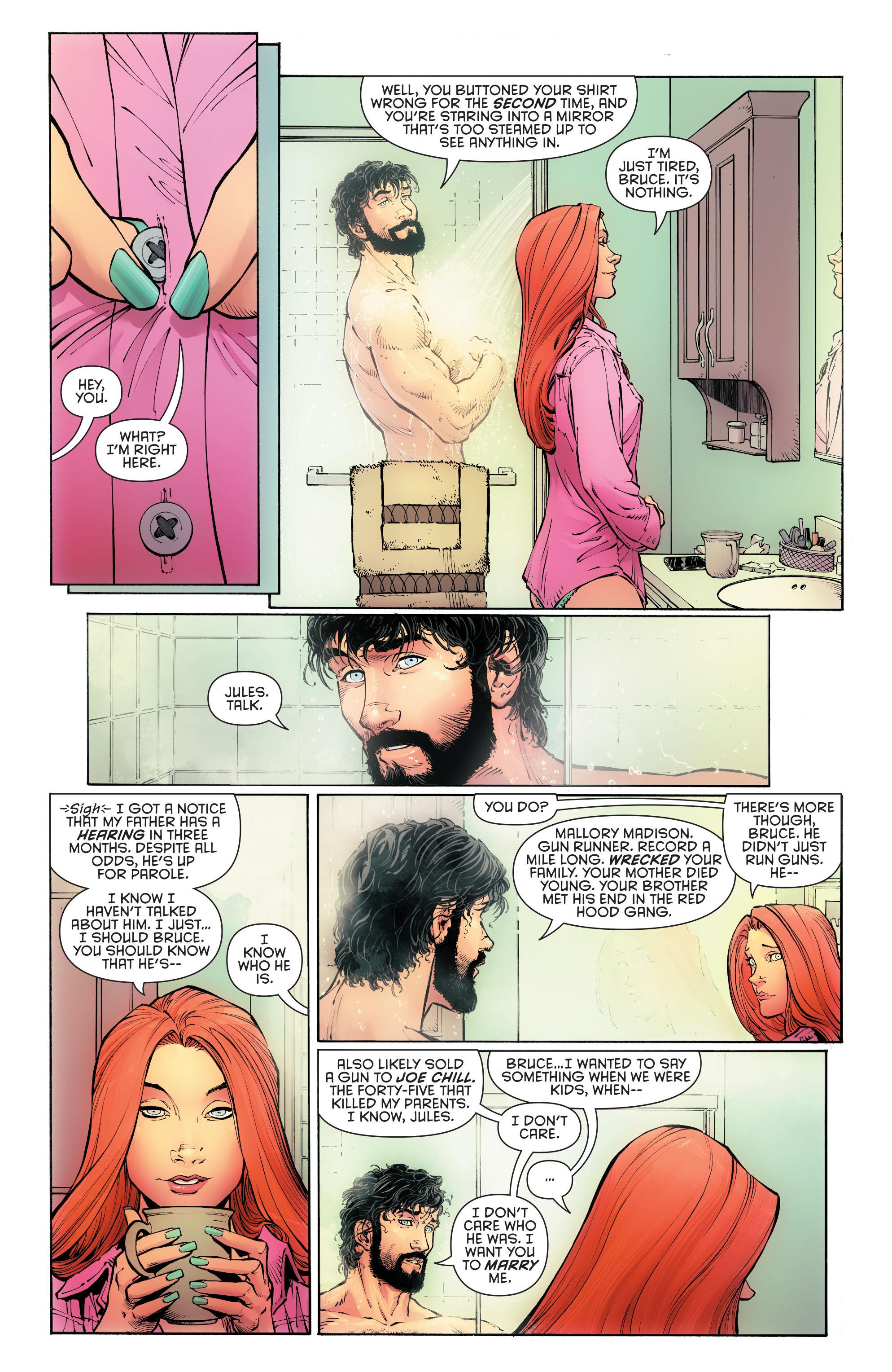 Read online Batman (2011) comic -  Issue # _TPB 9 - 13
