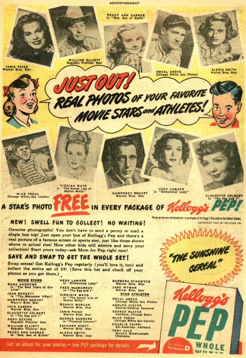 Read online Sensation (Mystery) Comics comic -  Issue #69 - 31