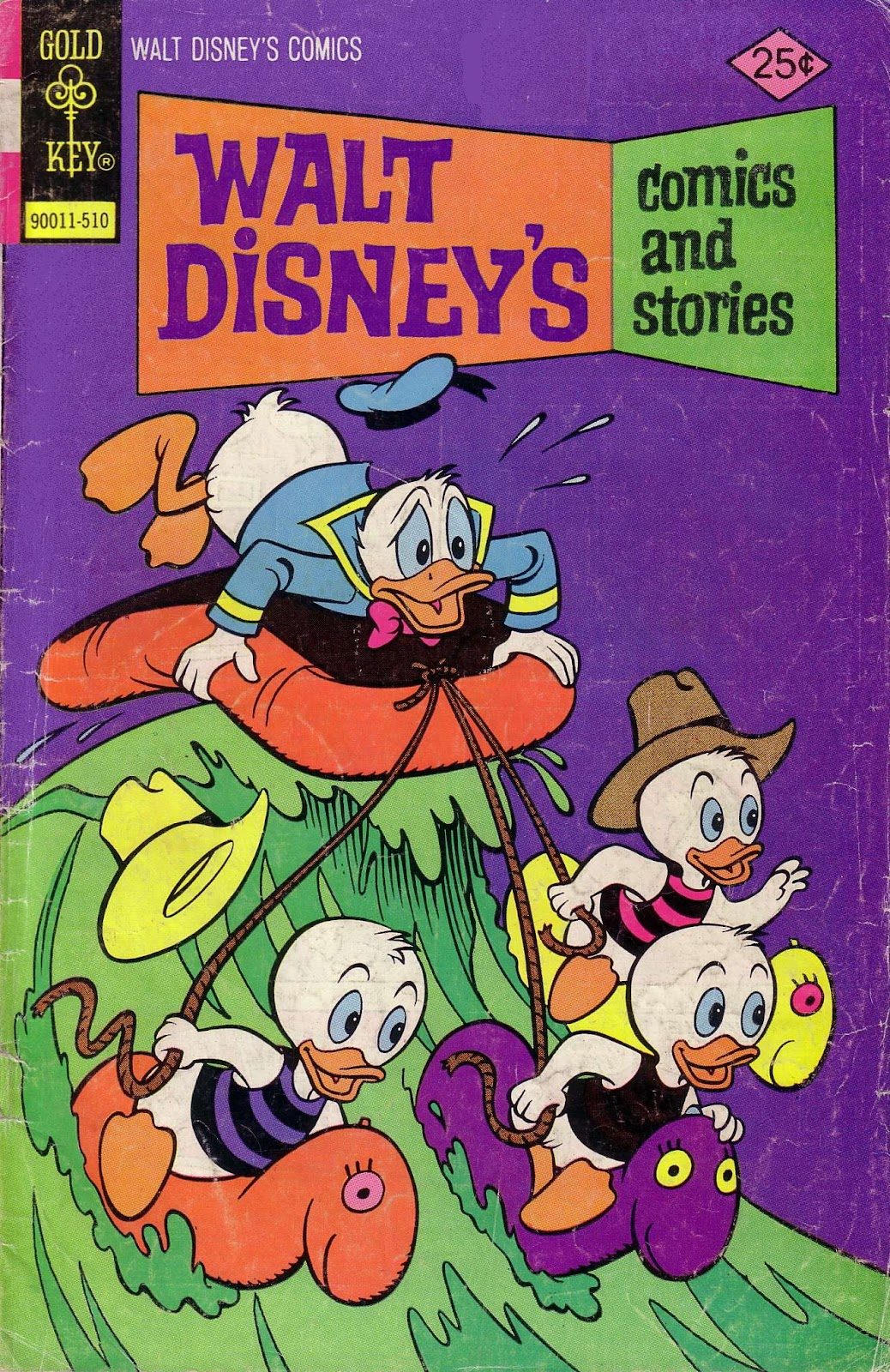 Walt Disney's Comics and Stories issue 421 - Page 1