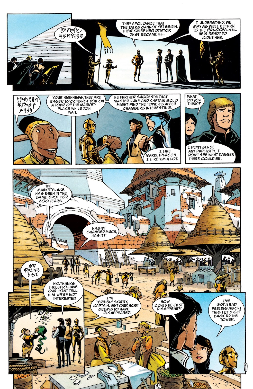 Read online Star Wars Legends: The New Republic - Epic Collection comic -  Issue # TPB 4 (Part 1) - 29