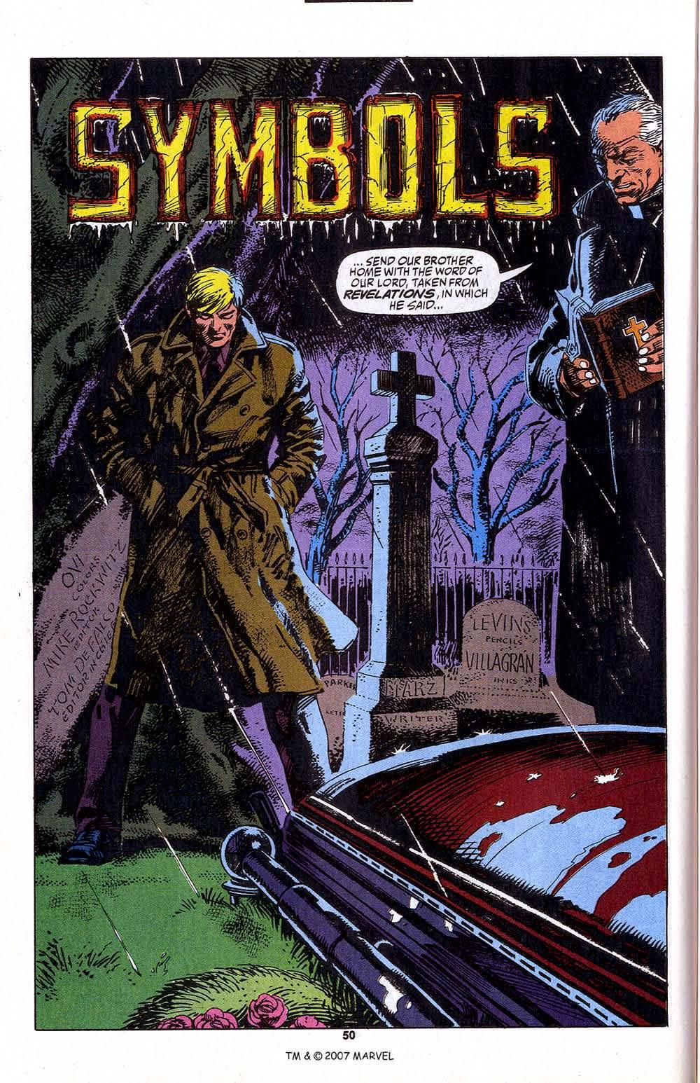 Read online Captain America (1968) comic -  Issue # _Annual 13 - 52
