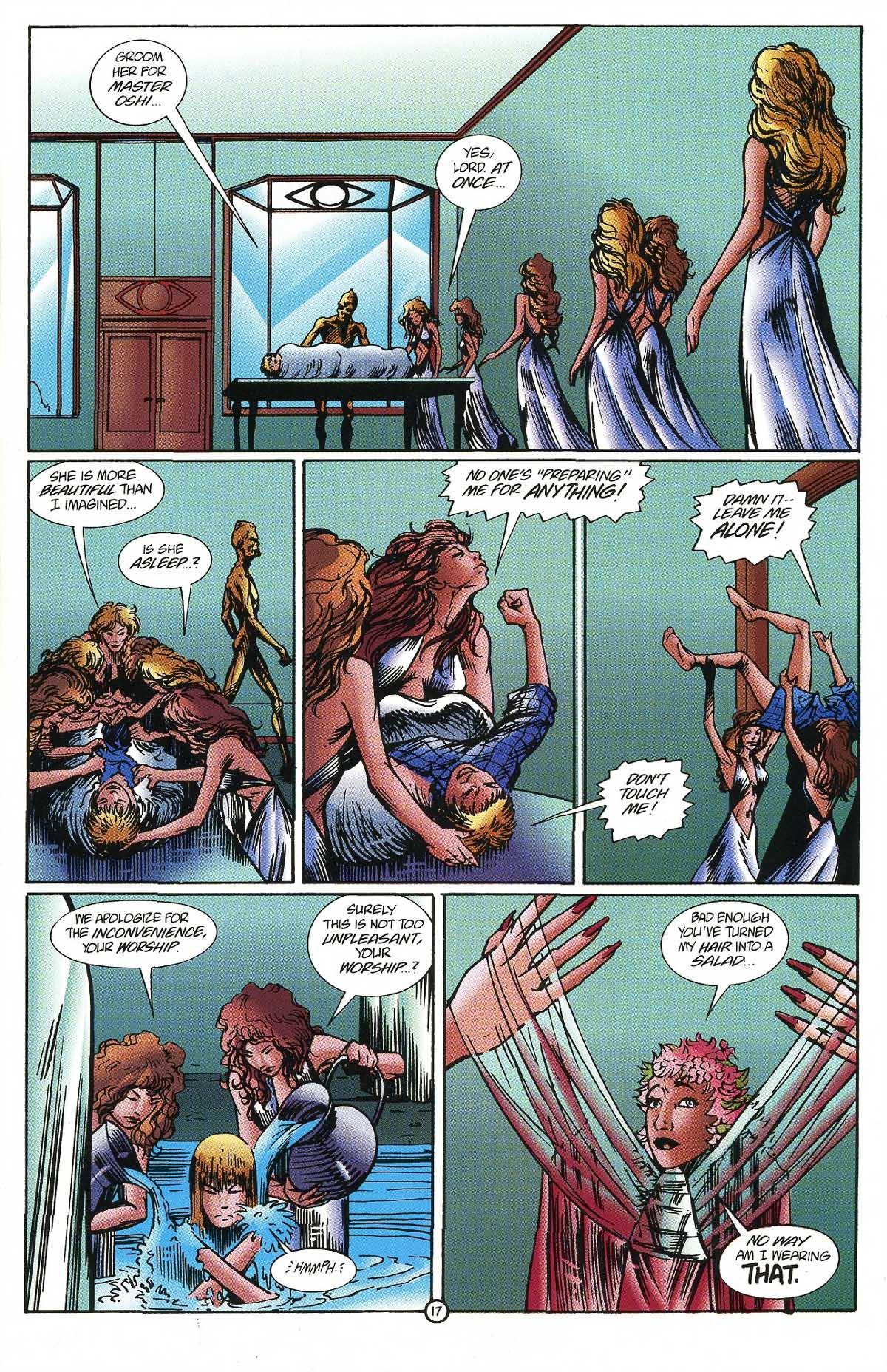 Read online Rune (1994) comic -  Issue #8 - 20