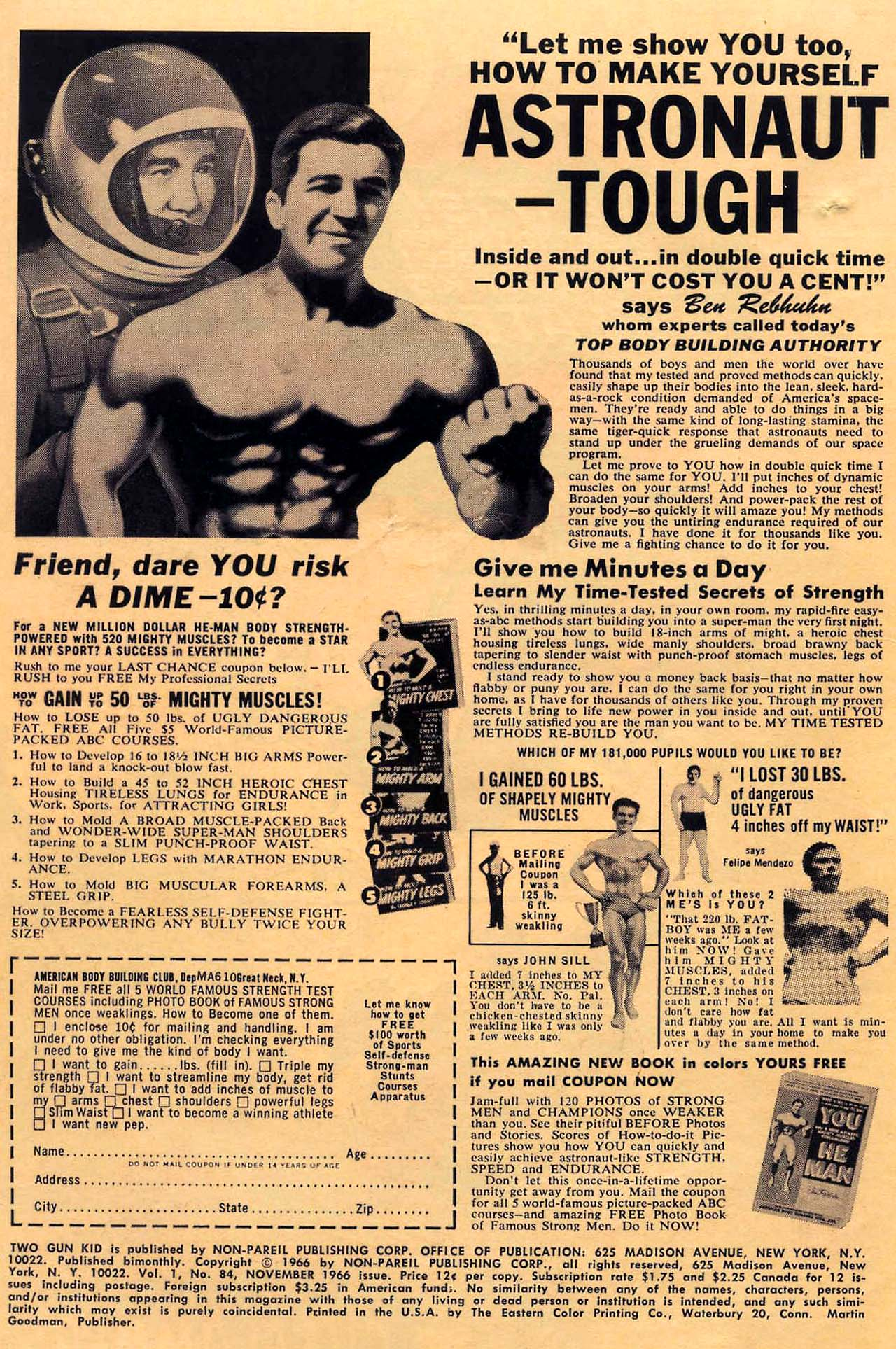 Read online Two-Gun Kid comic -  Issue #84 - 2