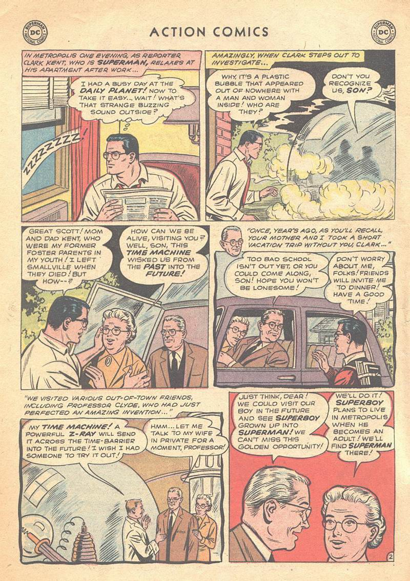 Read online Action Comics (1938) comic -  Issue #247 - 4