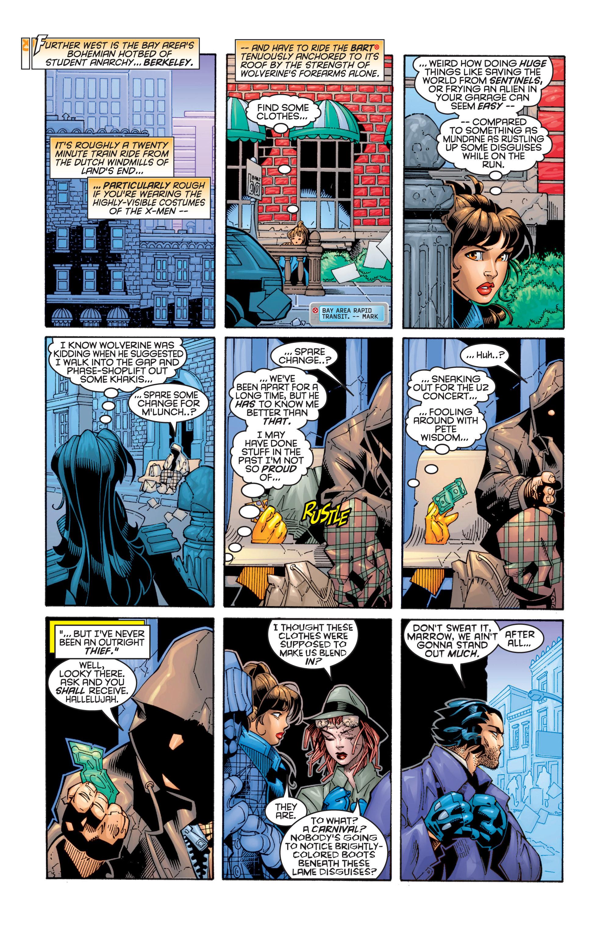 Read online Uncanny X-Men (1963) comic -  Issue #363 - 9