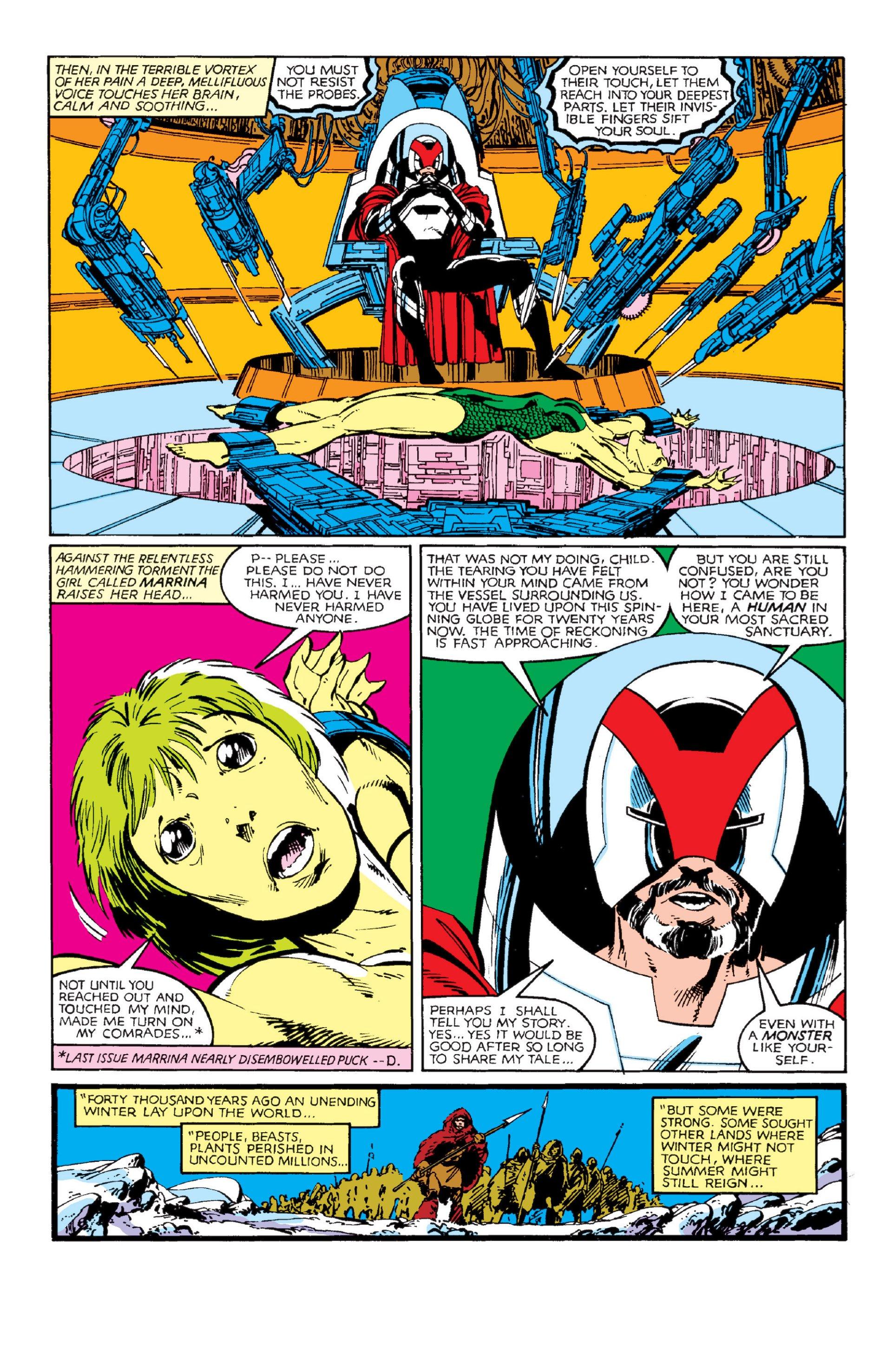 Read online Alpha Flight (1983) comic -  Issue #3 - 12