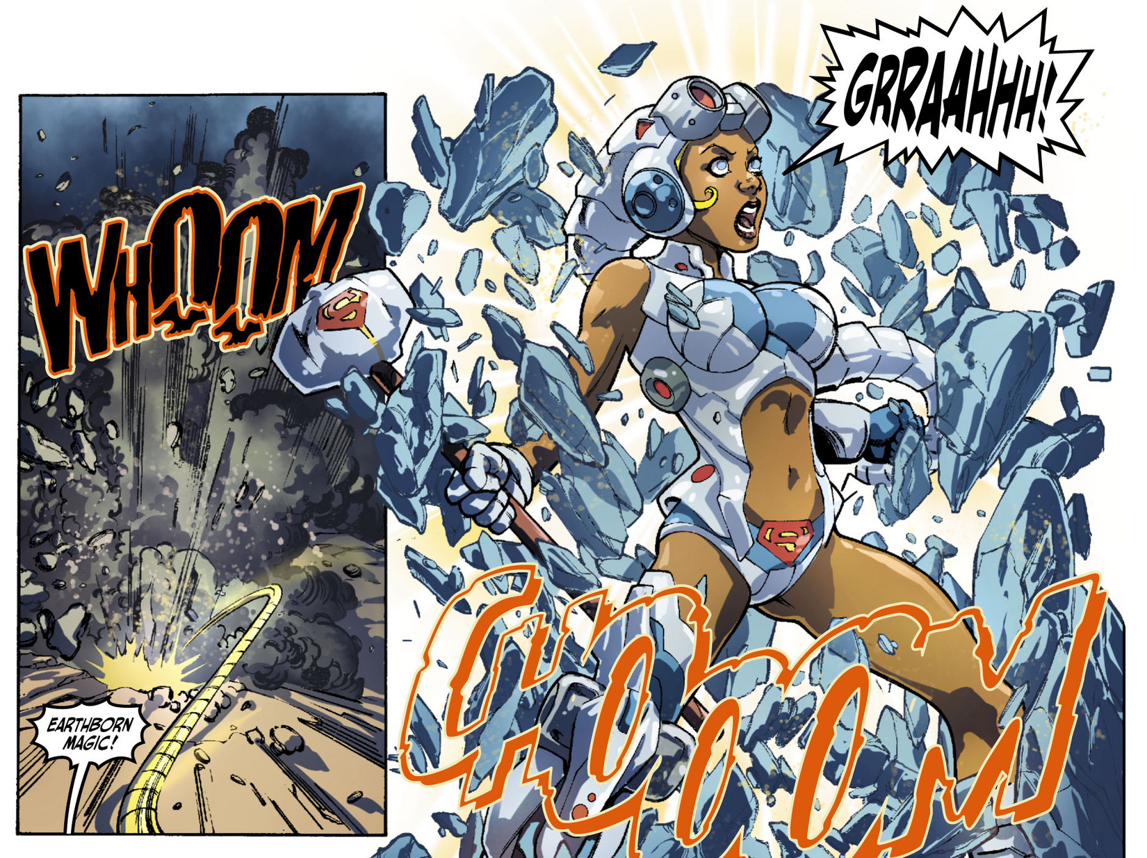 Read online Ame-Comi Girls comic -  Issue #1 - 9