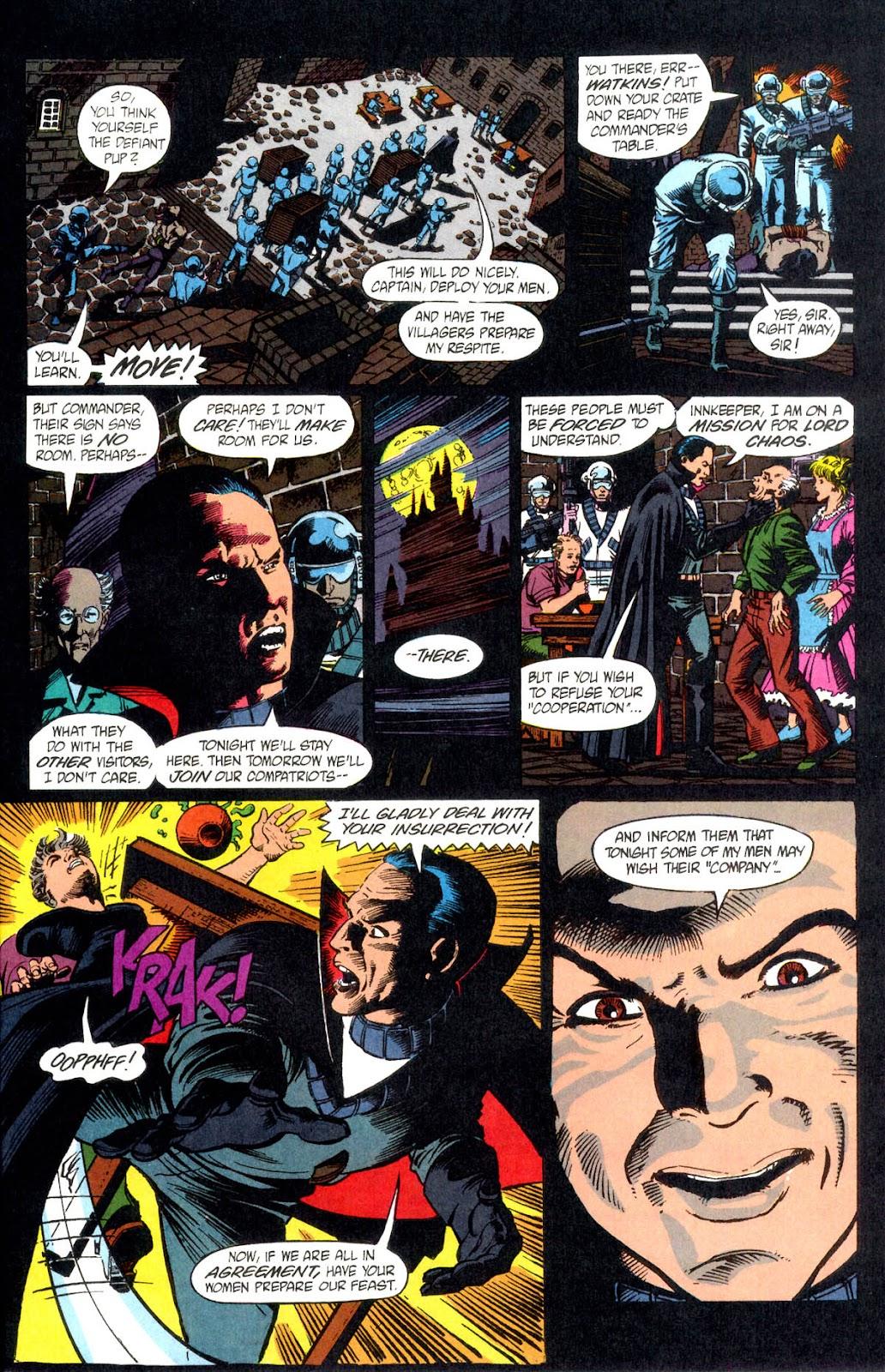 Read online Team Titans comic -  Issue #1c - 4