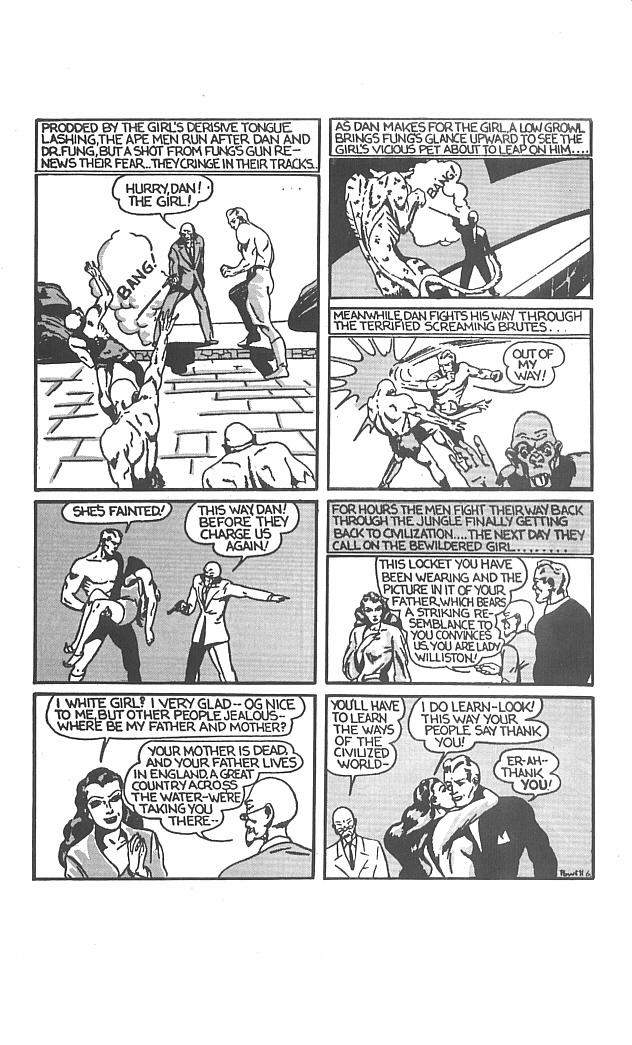 Read online Golden-Age Men of Mystery comic -  Issue #12 - 30