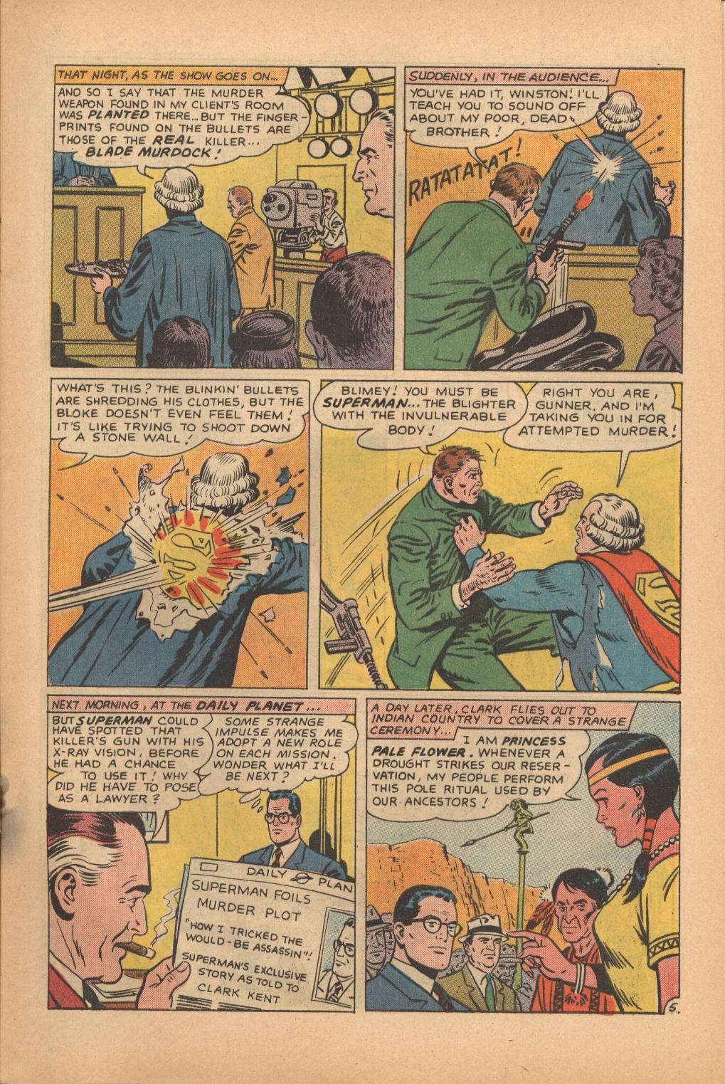 Read online Action Comics (1938) comic -  Issue #337 - 7