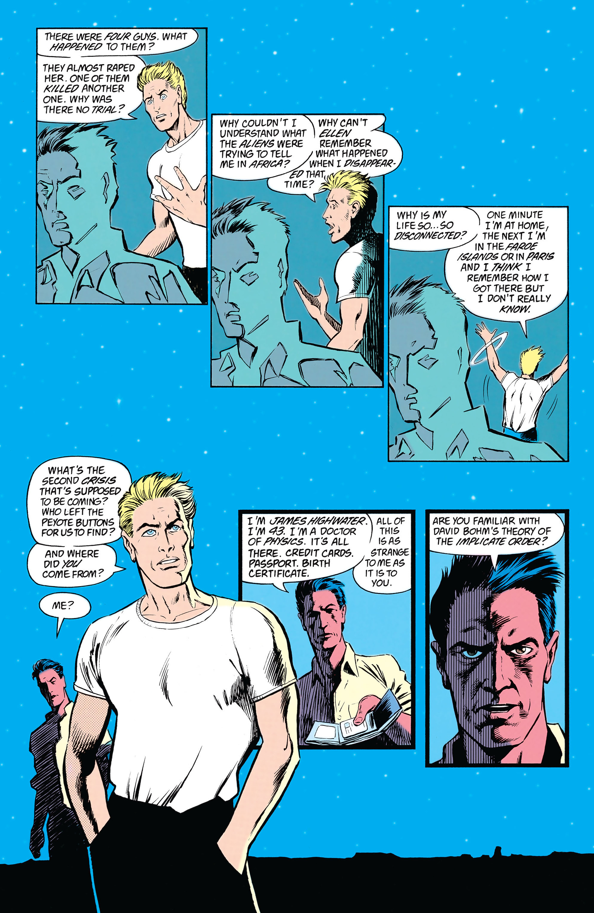 Read online Animal Man (1988) comic -  Issue #19 - 15