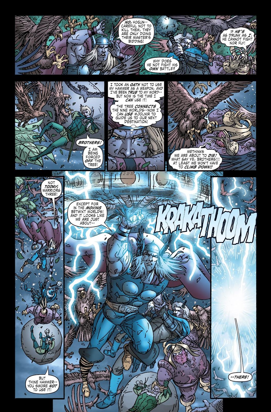 Read online Thor: Ragnaroks comic -  Issue # TPB (Part 1) - 43