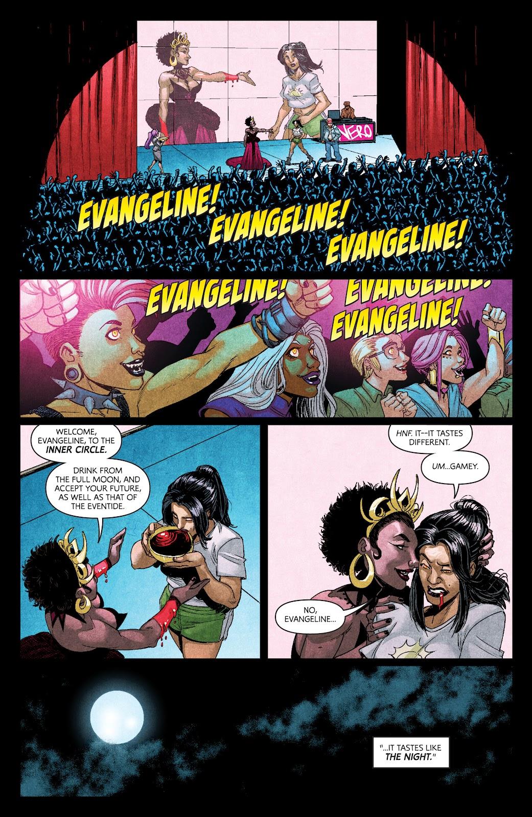 Read online Dark Red comic -  Issue #7 - 14