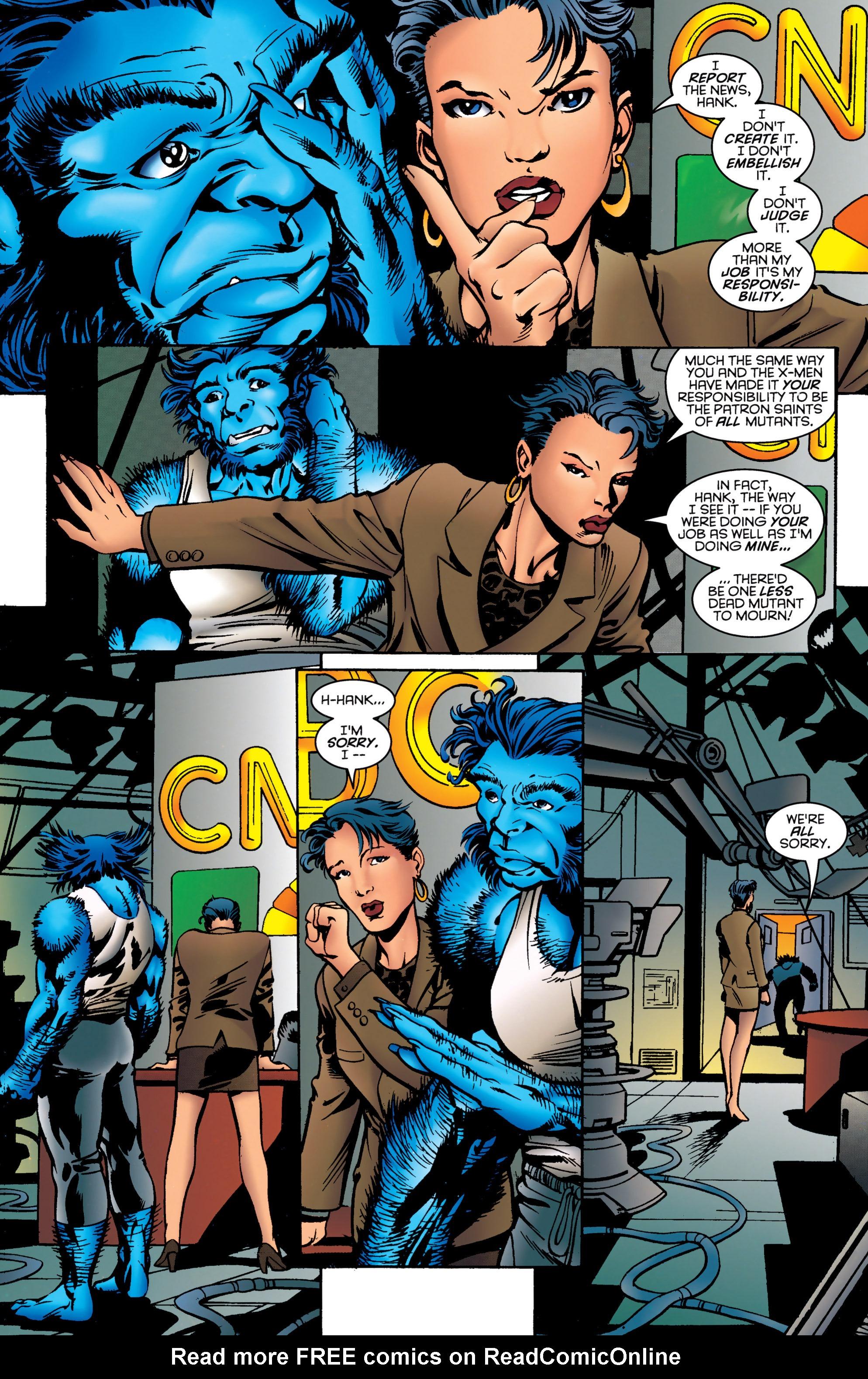 Read online Uncanny X-Men (1963) comic -  Issue #323 - 13