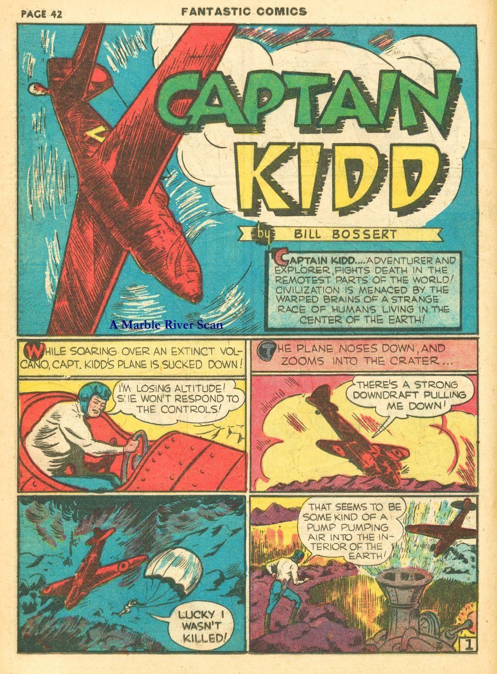Read online Fantastic Comics comic -  Issue #12 - 44