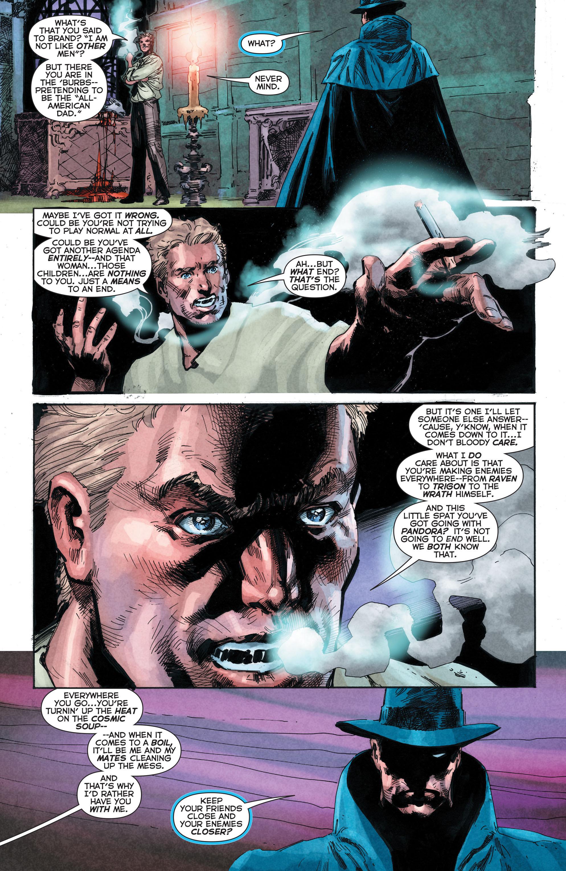 Read online Trinity of Sin: The Phantom Stranger comic -  Issue #4 - 14