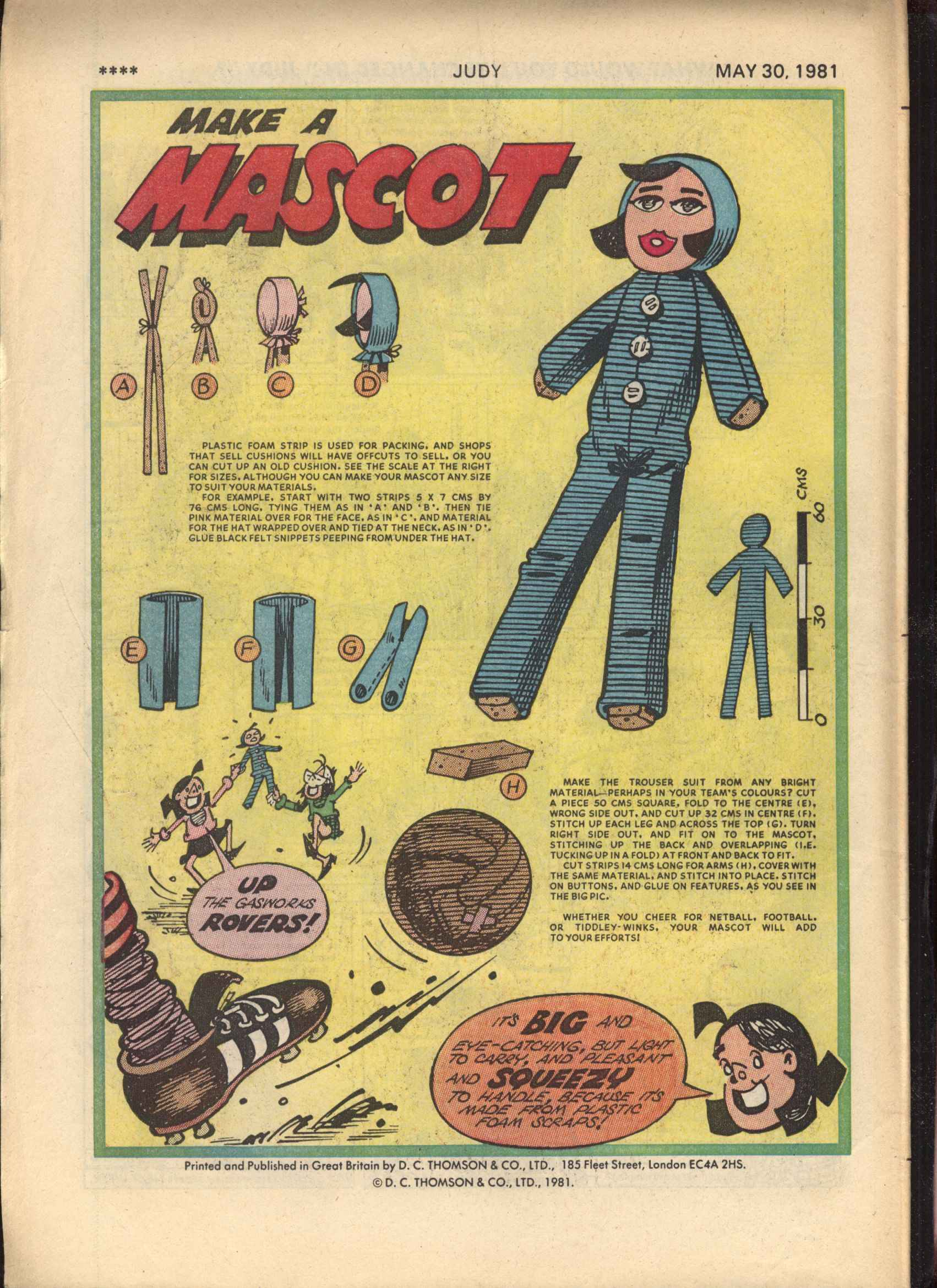 Read online Judy comic -  Issue #1116 - 32