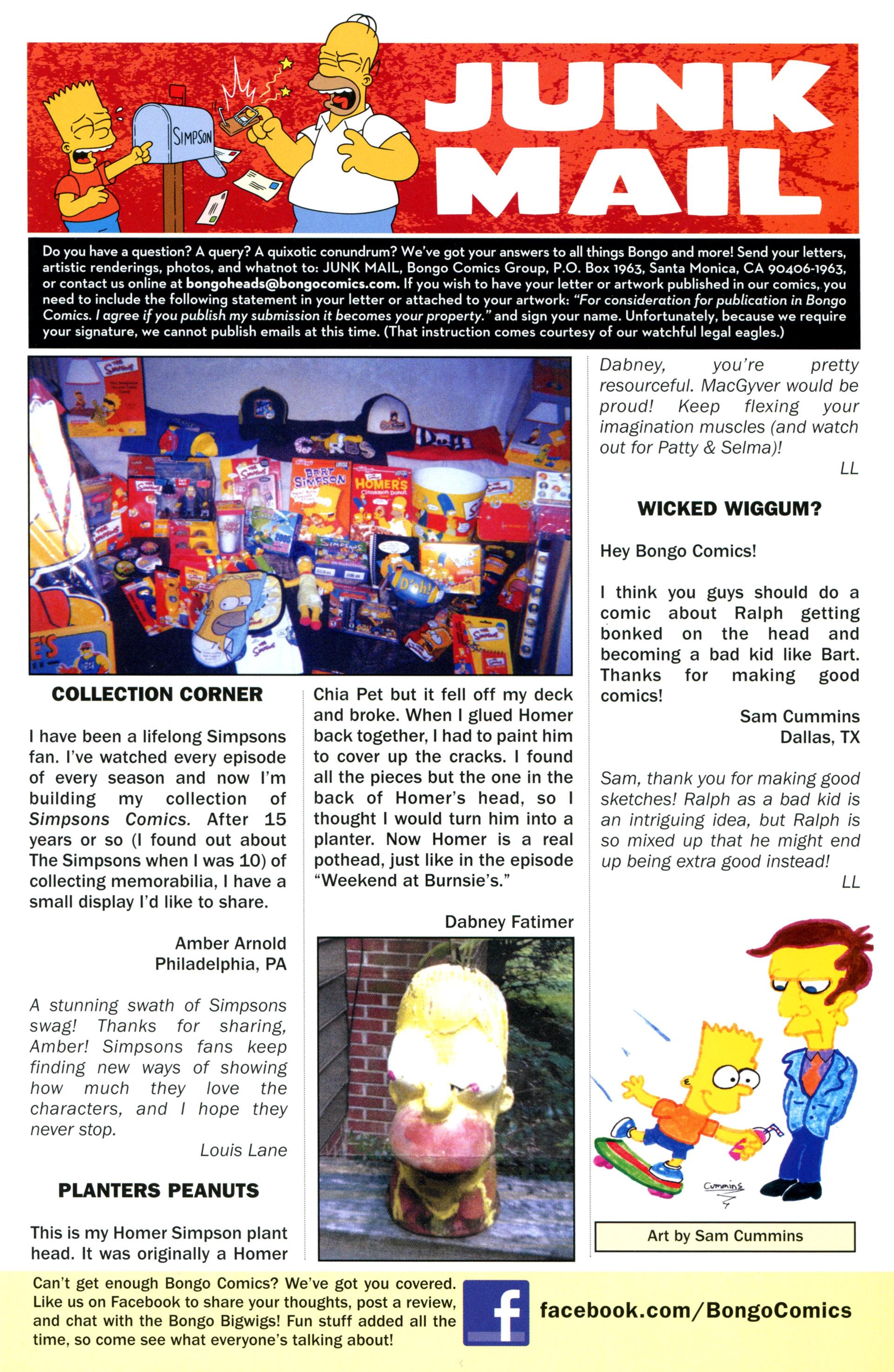 Read online Simpsons Comics comic -  Issue #208 - 29