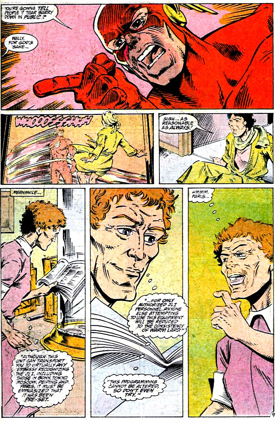 Read online The Flash (1987) comic -  Issue # _Annual 3 - 10