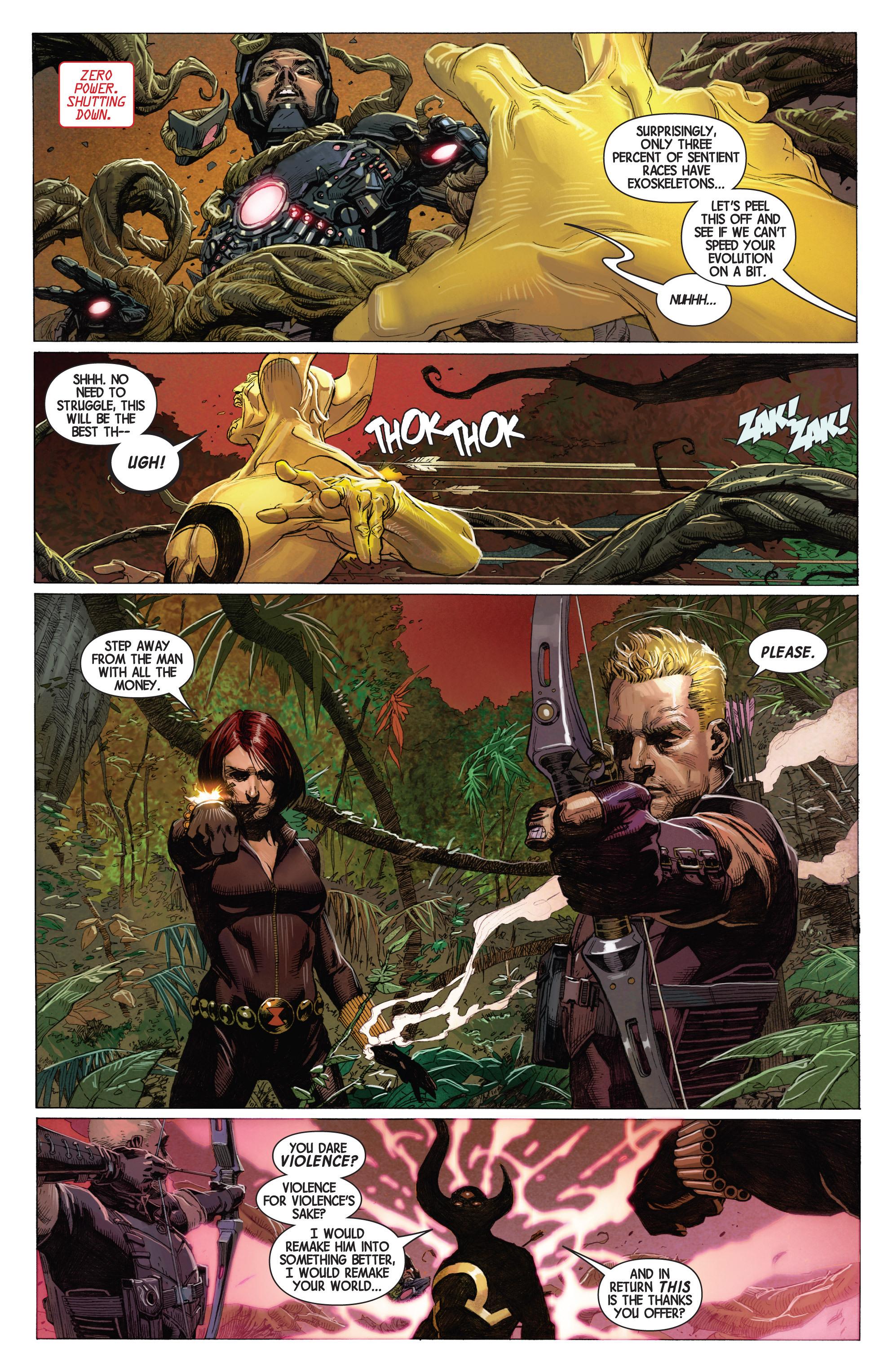 Read online Avengers (2013) comic -  Issue #Avengers (2013) _TPB 1 - 18